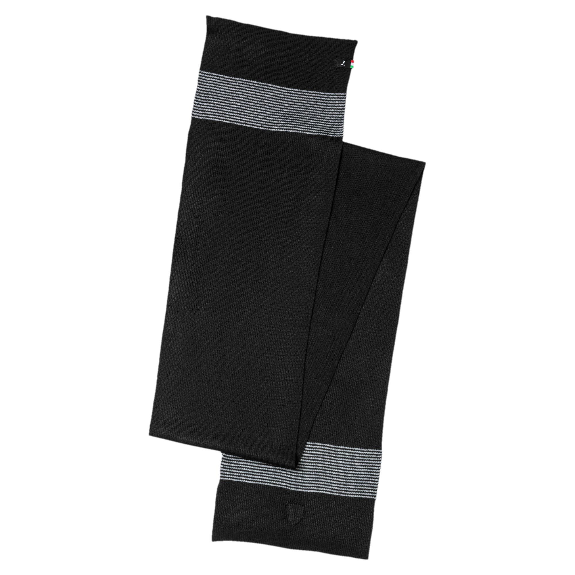 Thumbnail 2 van Ferrari Fanwear sjaal, Puma Black, medium