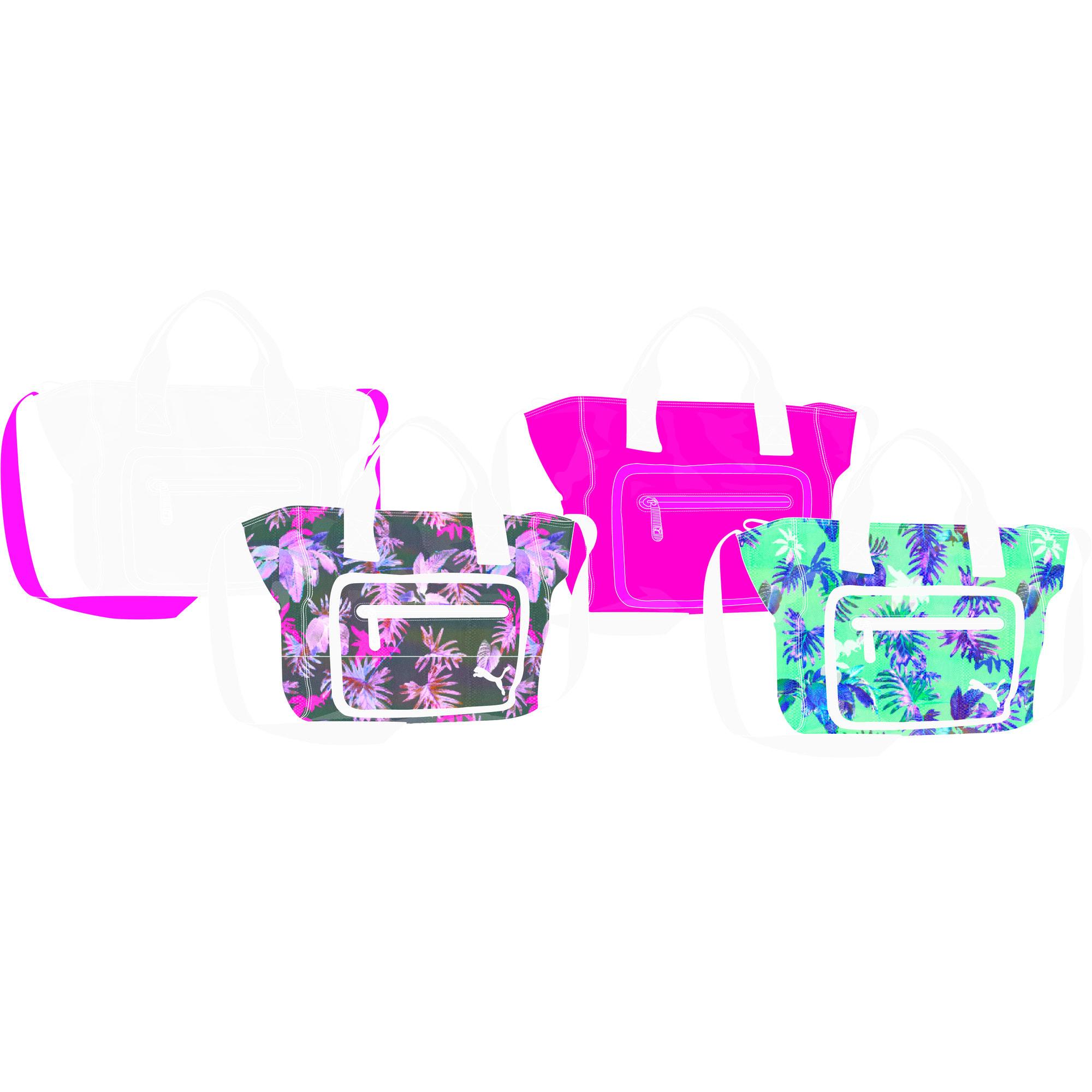 Thumbnail 1 of PUMA Dazzle Handbag, assorted colours, medium-IND