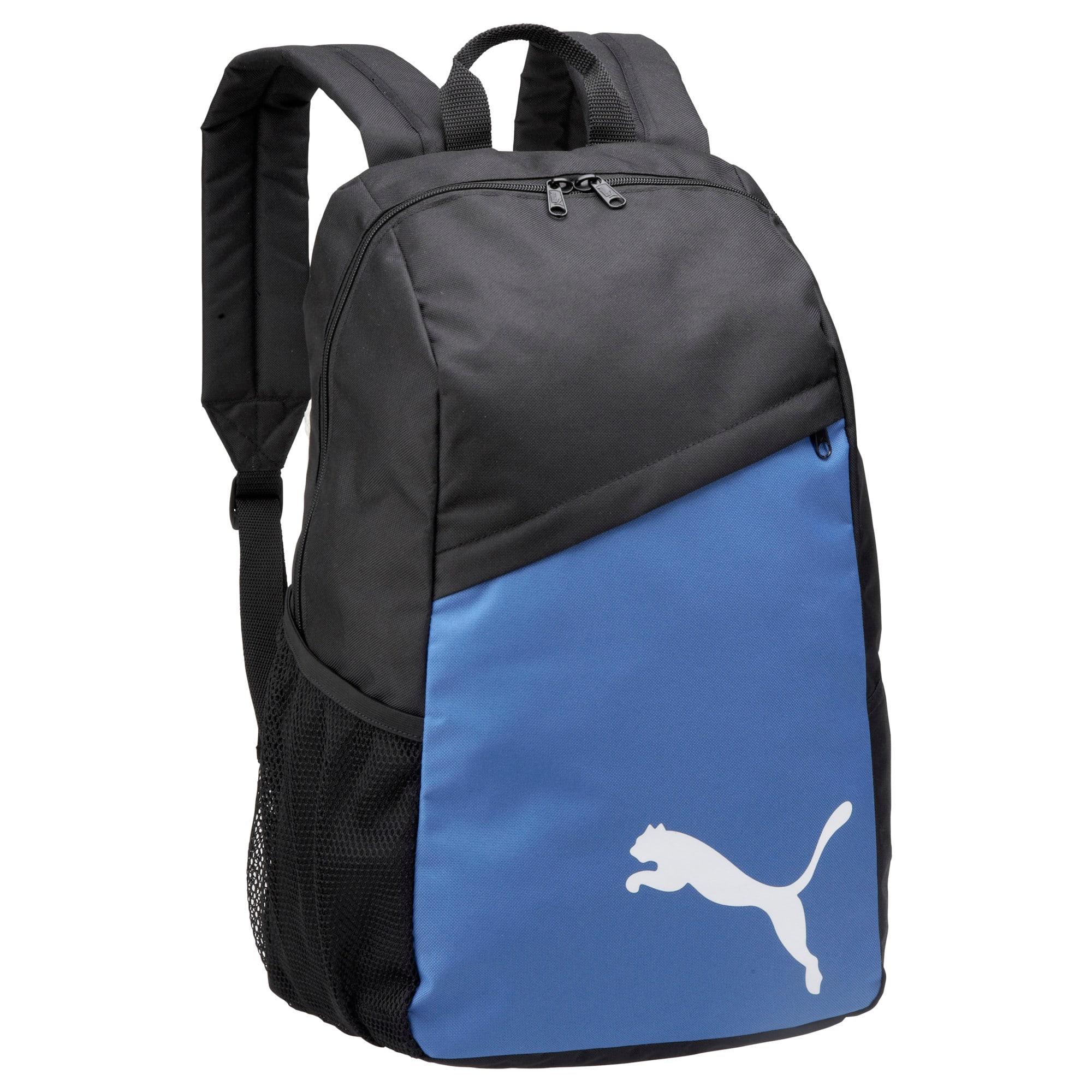 Thumbnail 1 of Pro Training Backpack, black-puma royal-white, medium-IND