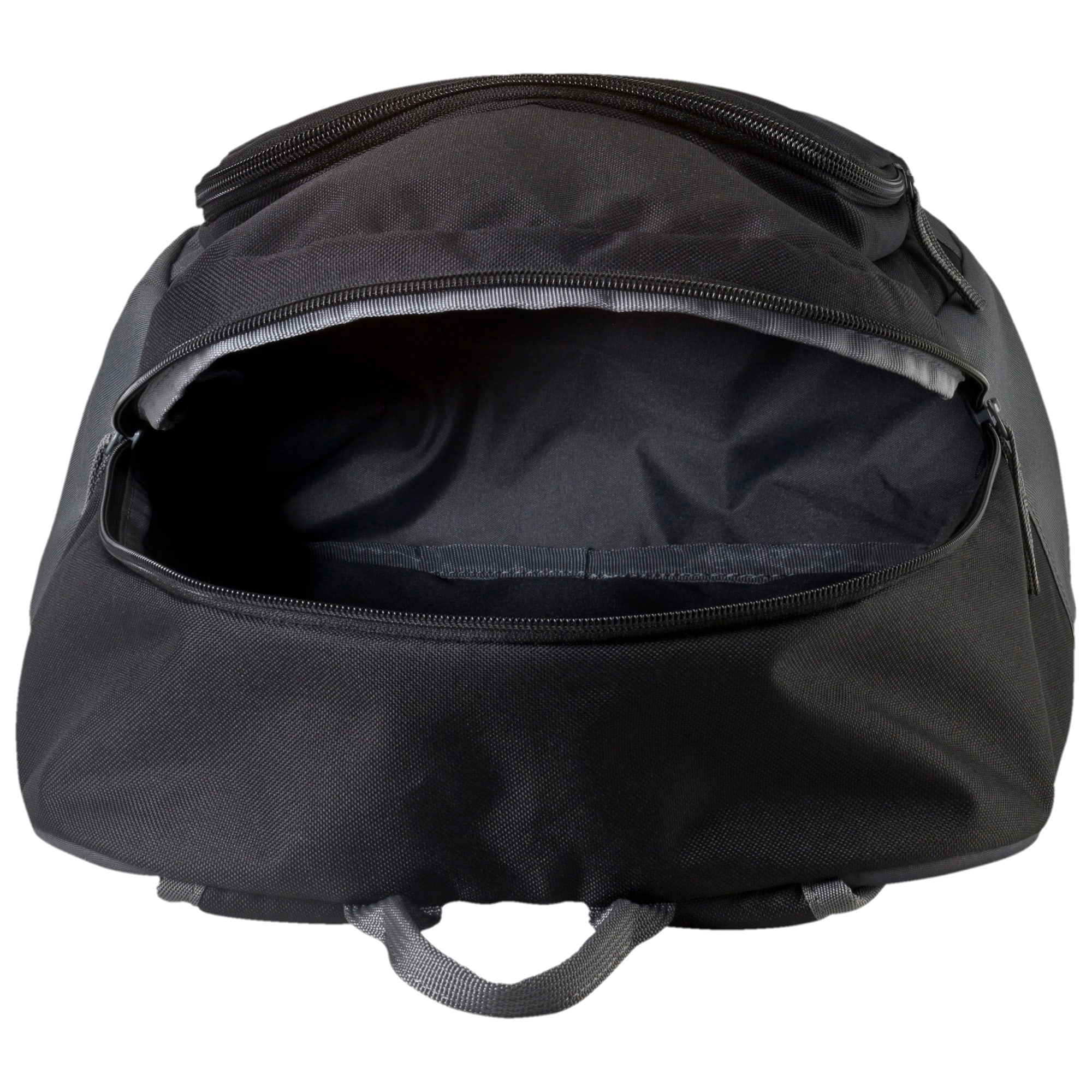Thumbnail 3 of PUMA Phase Backpack, black, medium-IND