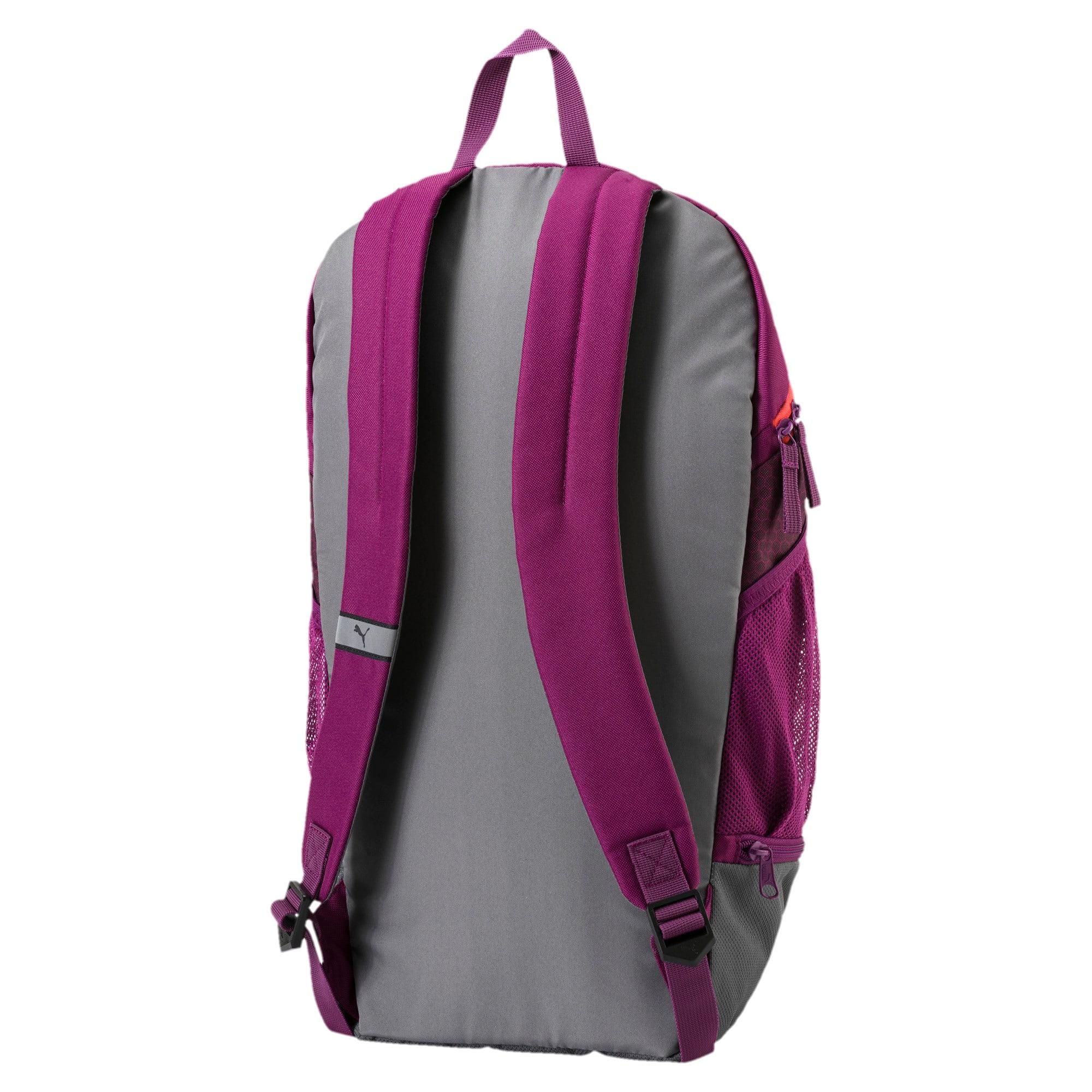 Thumbnail 2 of Echo Backpack, Dark Purple-Hot Coral, medium-IND