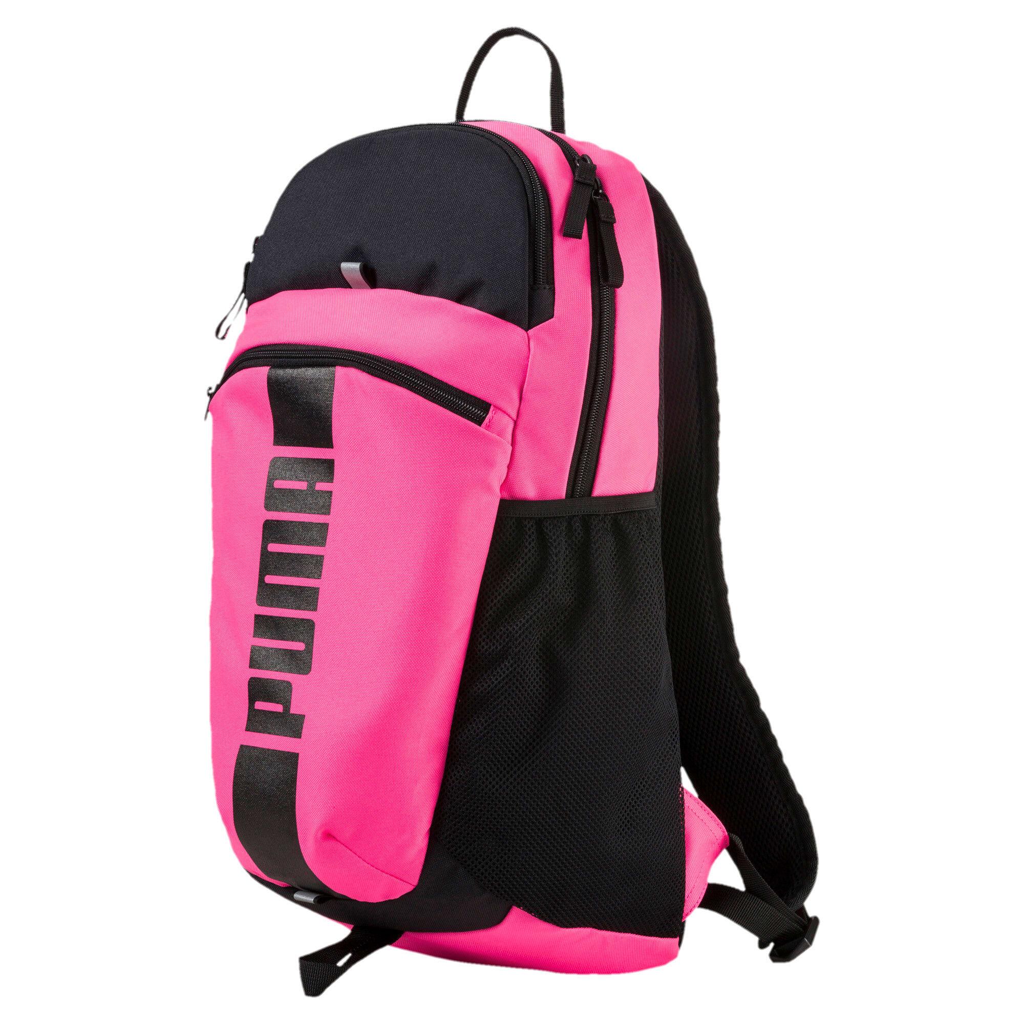 Thumbnail 1 of Deck Backpack II, KNOCKOUT PINK-Puma Black, medium-IND