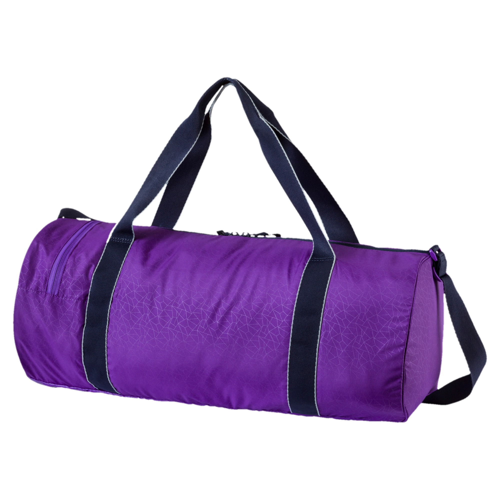 Thumbnail 2 of Training Women's Sports Bag, ELECTRIC PURPLE-Peacoat, medium-IND