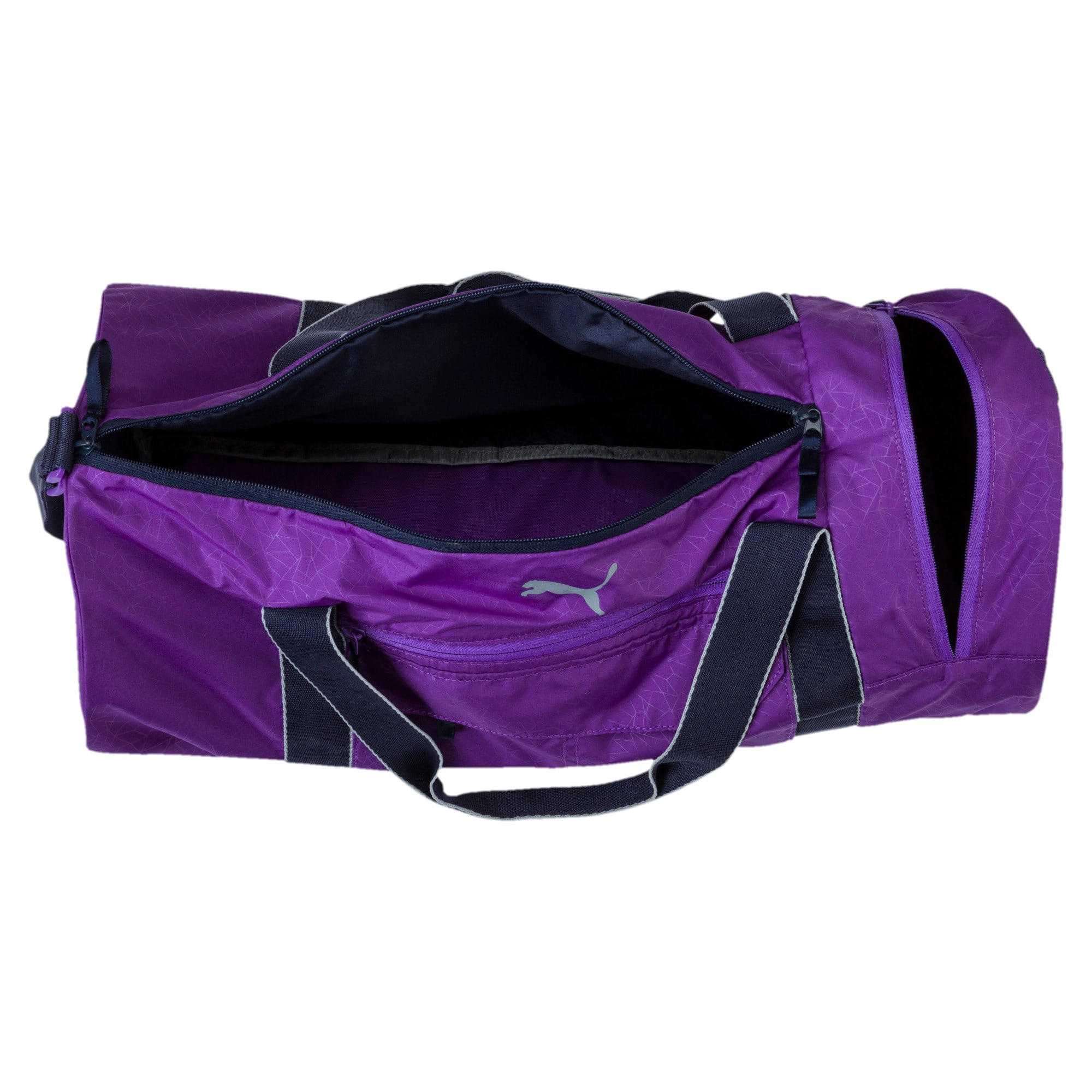 Thumbnail 3 of Training Women's Sports Bag, ELECTRIC PURPLE-Peacoat, medium-IND
