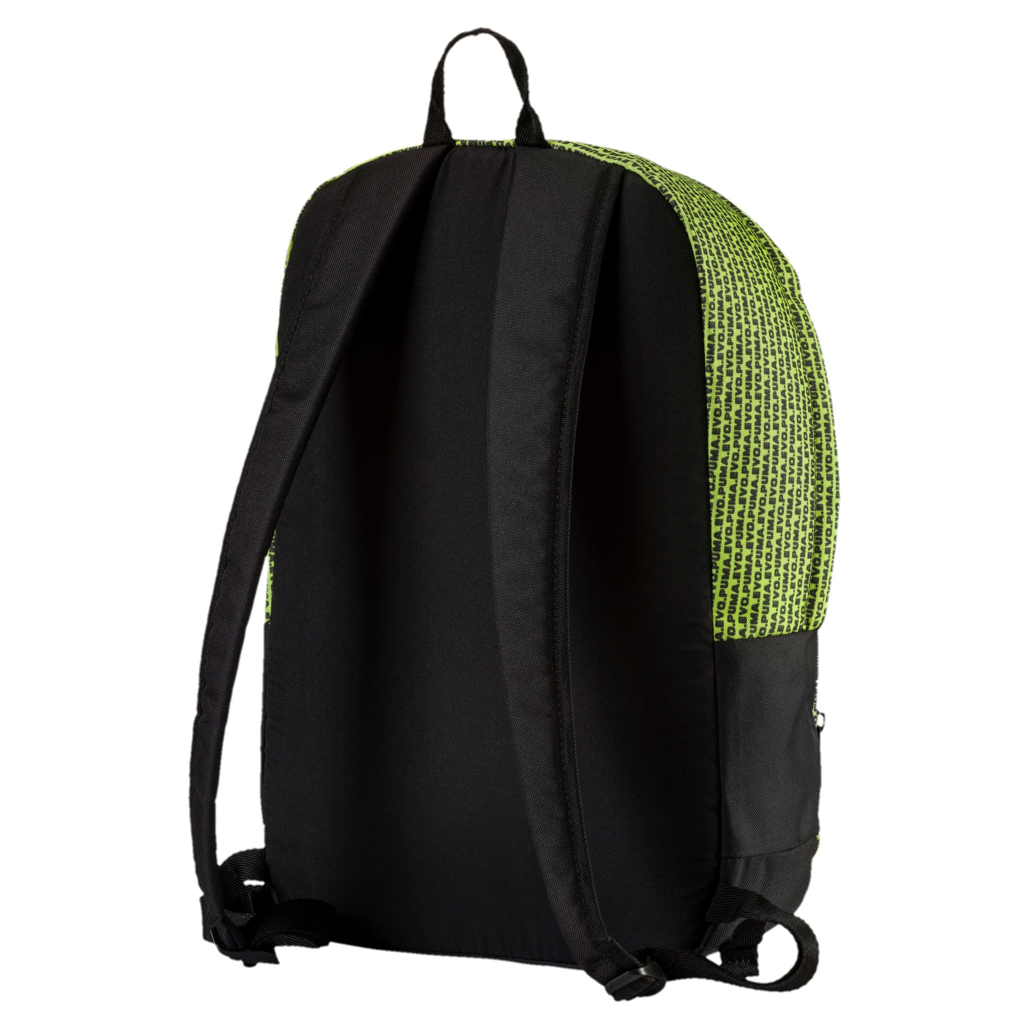 Thumbnail 2 of Prime Backpack, Puma Black-Evo graphic, medium-IND