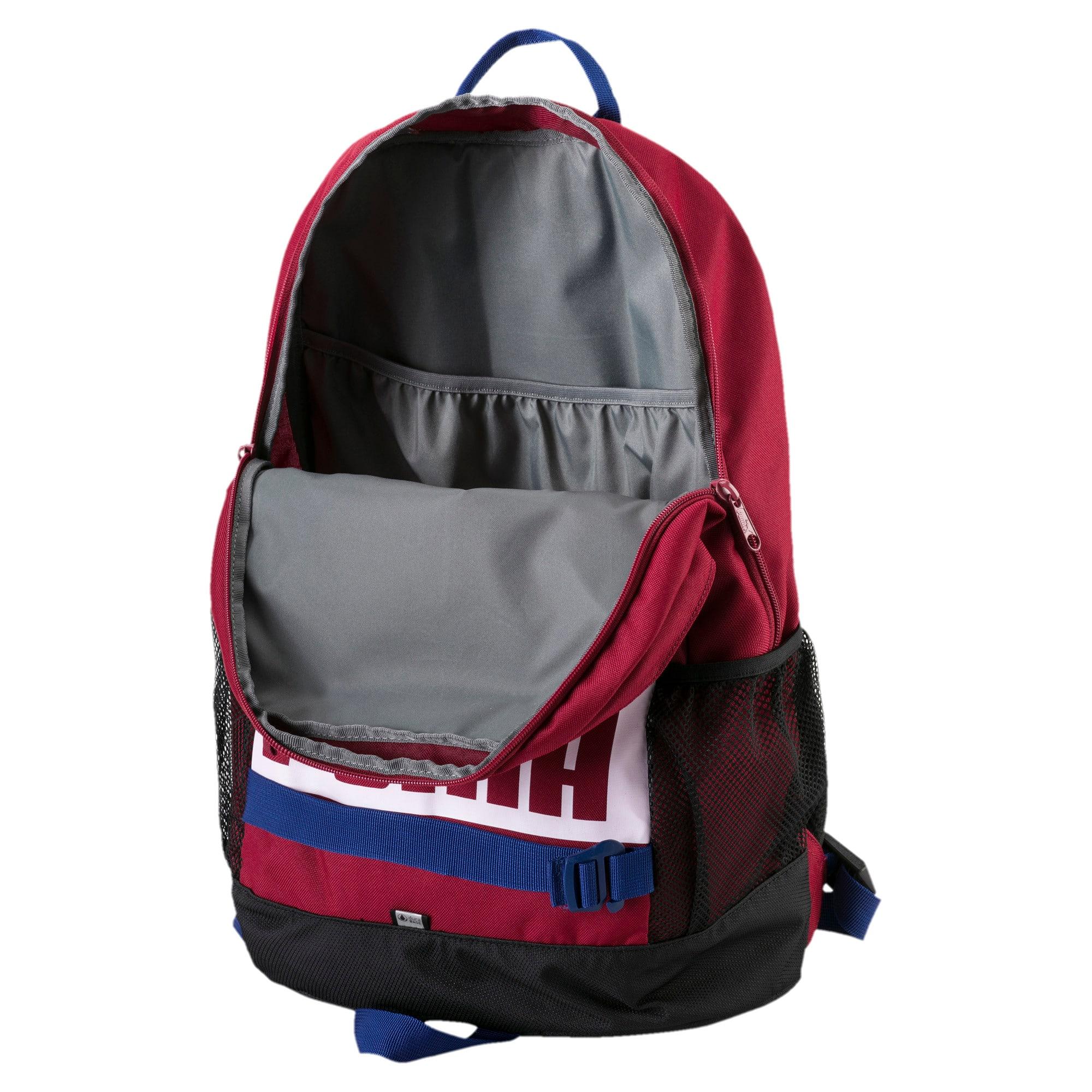 Thumbnail 3 of Deck Backpack, Tibetan Red, medium-IND