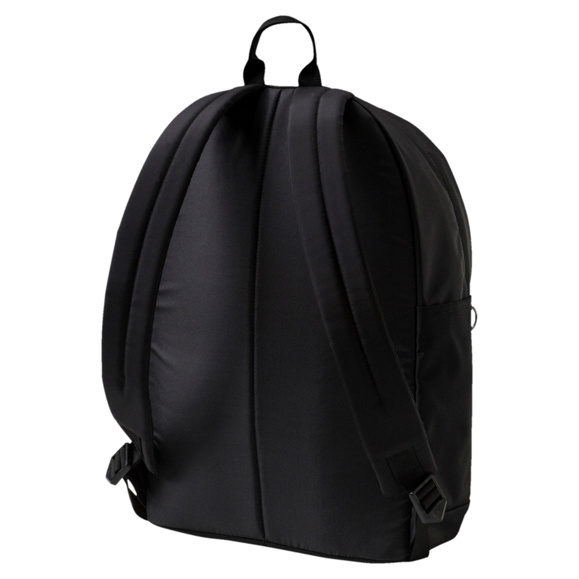 Thumbnail 4 of Originals Backpack, Puma Black, medium-IND