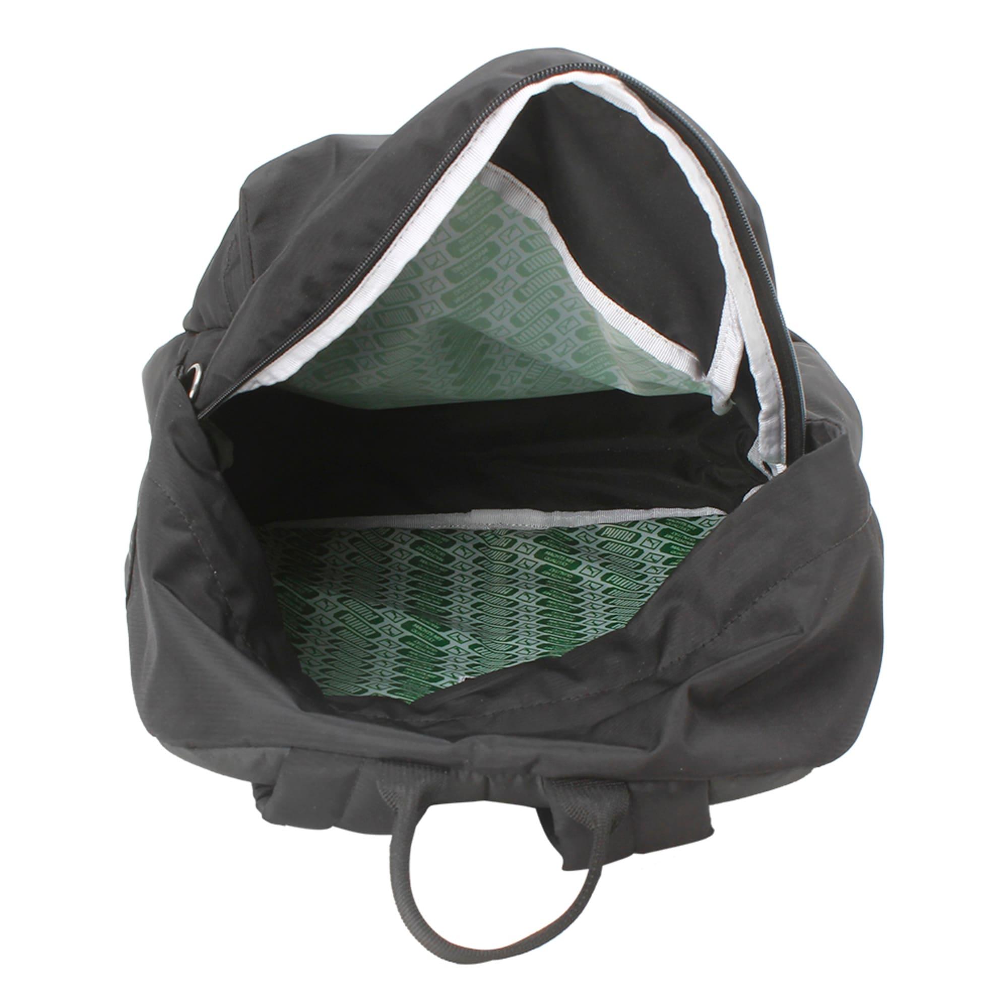 Thumbnail 5 of Originals Backpack, Puma Black, medium-IND