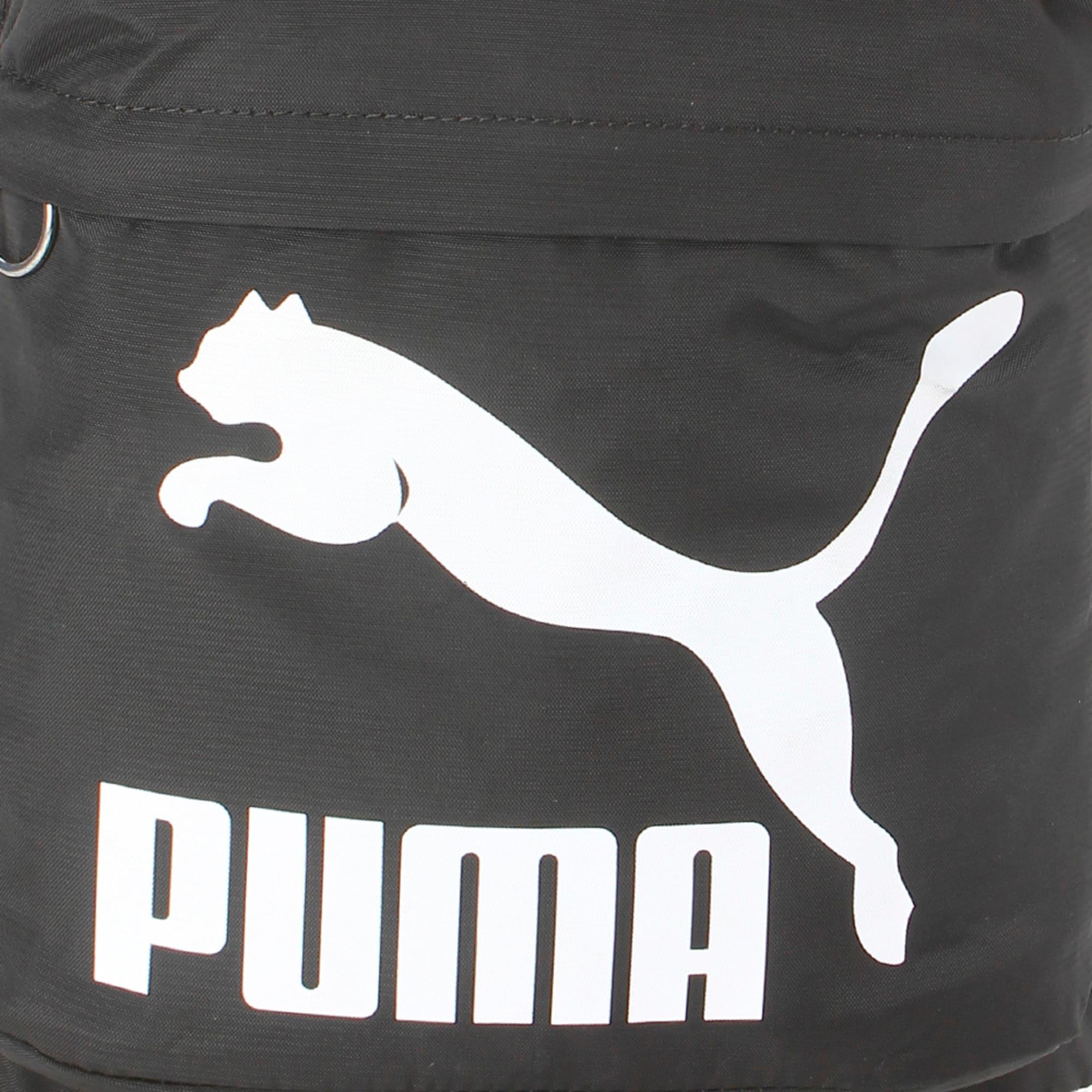 Thumbnail 6 of Originals Backpack, Puma Black, medium-IND