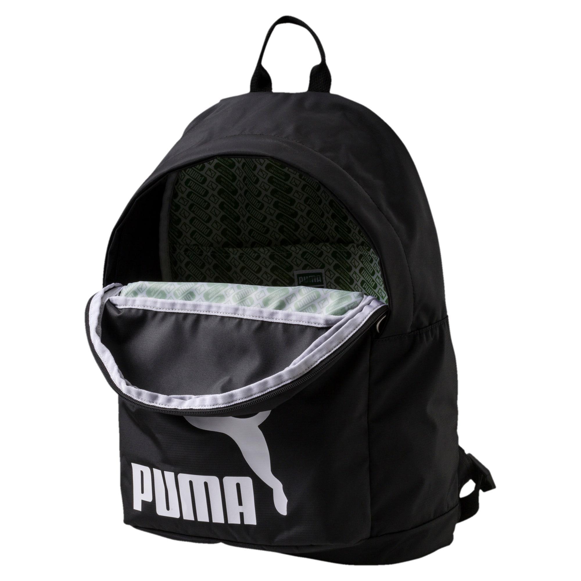 Thumbnail 7 of Originals Backpack, Puma Black, medium-IND
