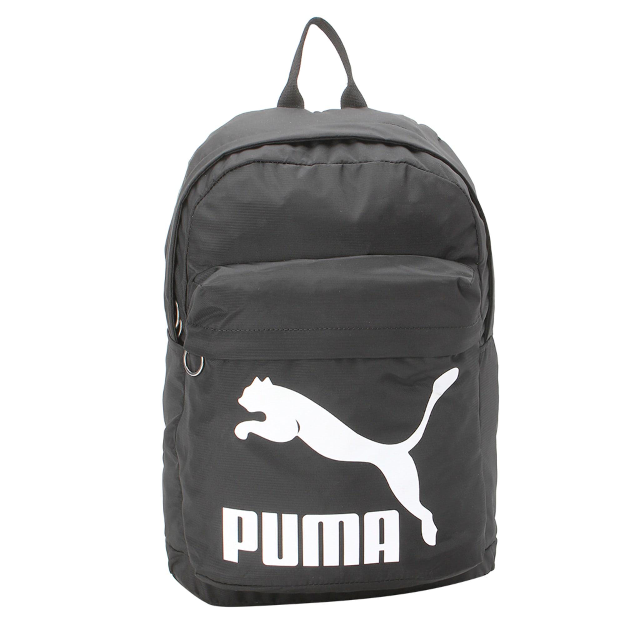 Thumbnail 1 of Originals Backpack, Puma Black, medium-IND