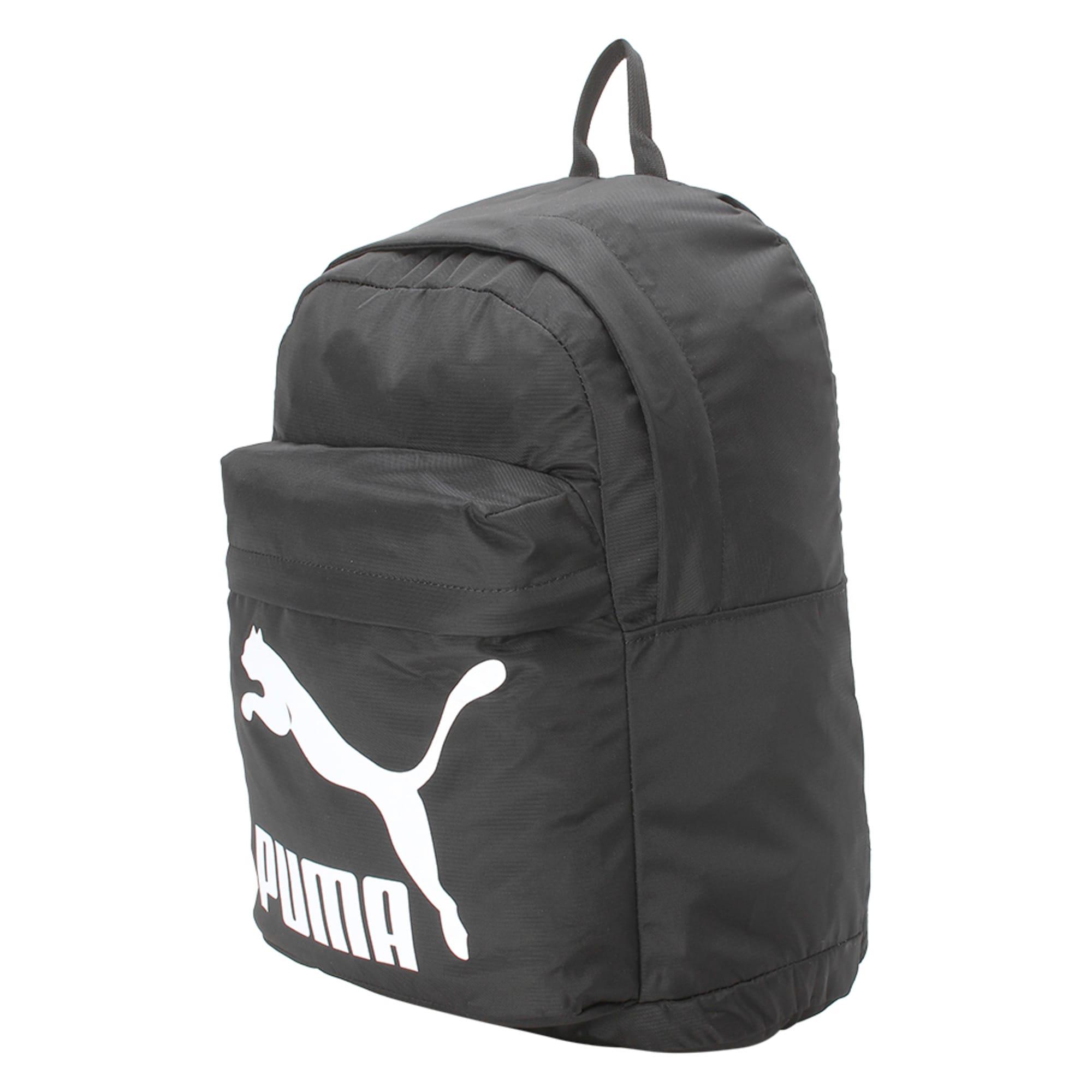 Thumbnail 2 of Originals Backpack, Puma Black, medium-IND
