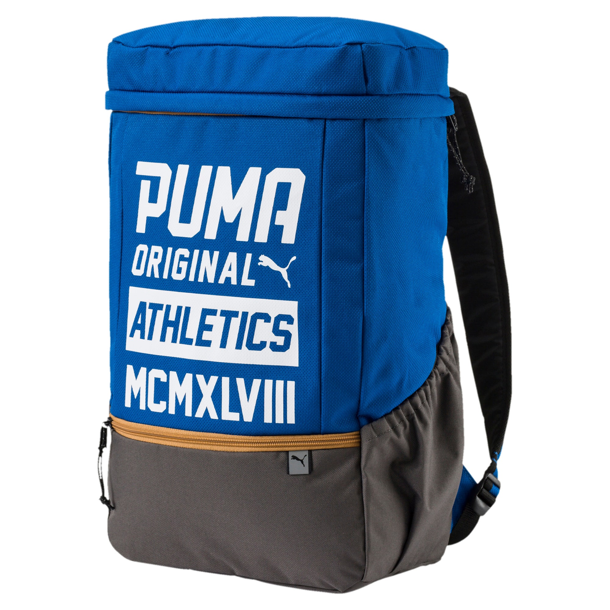 Thumbnail 1 of Sole Backpack Plus, Lapis Blue-Puma White, medium-IND
