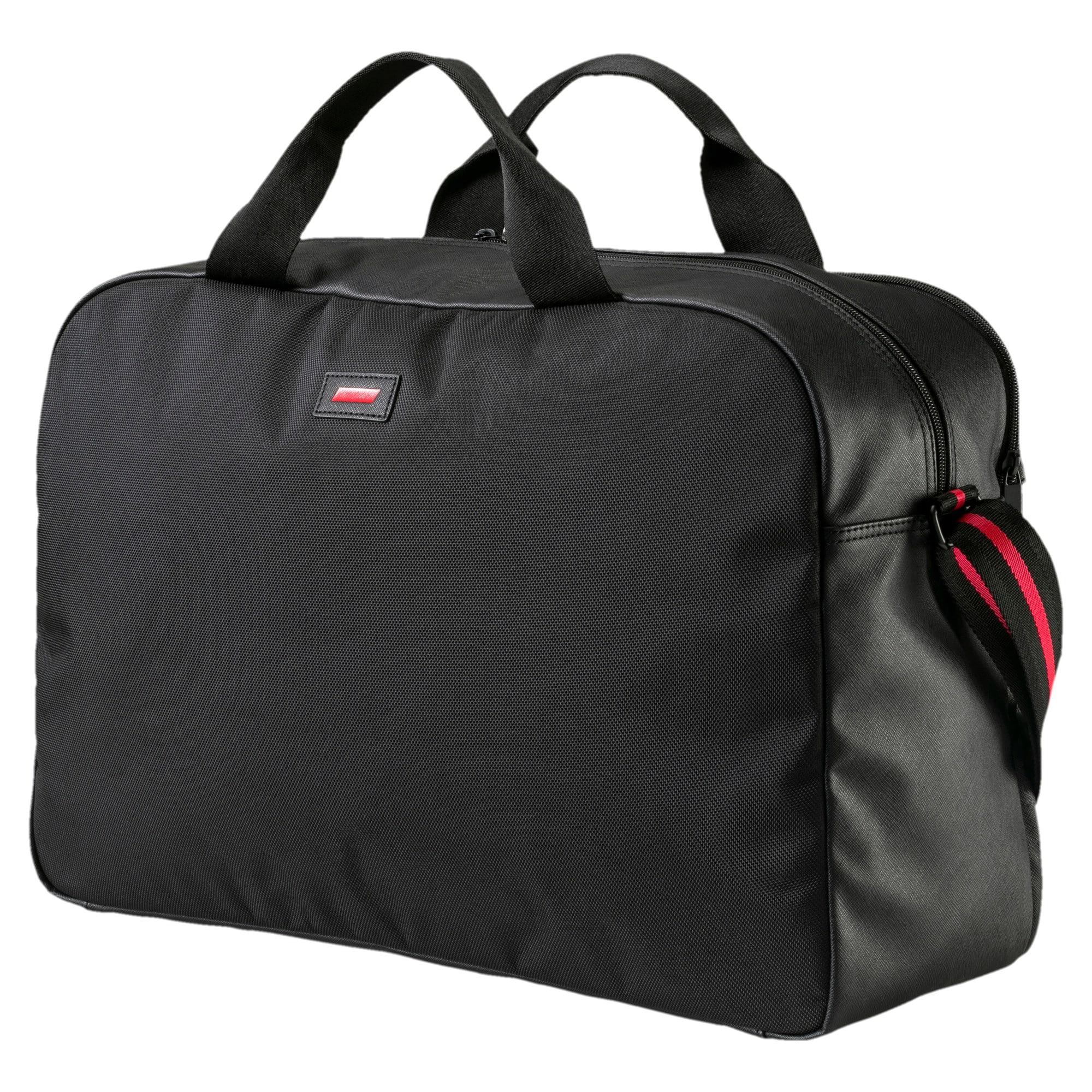 Thumbnail 2 of Ferrari Lifestyle Weekender Bag, Puma Black, medium-IND