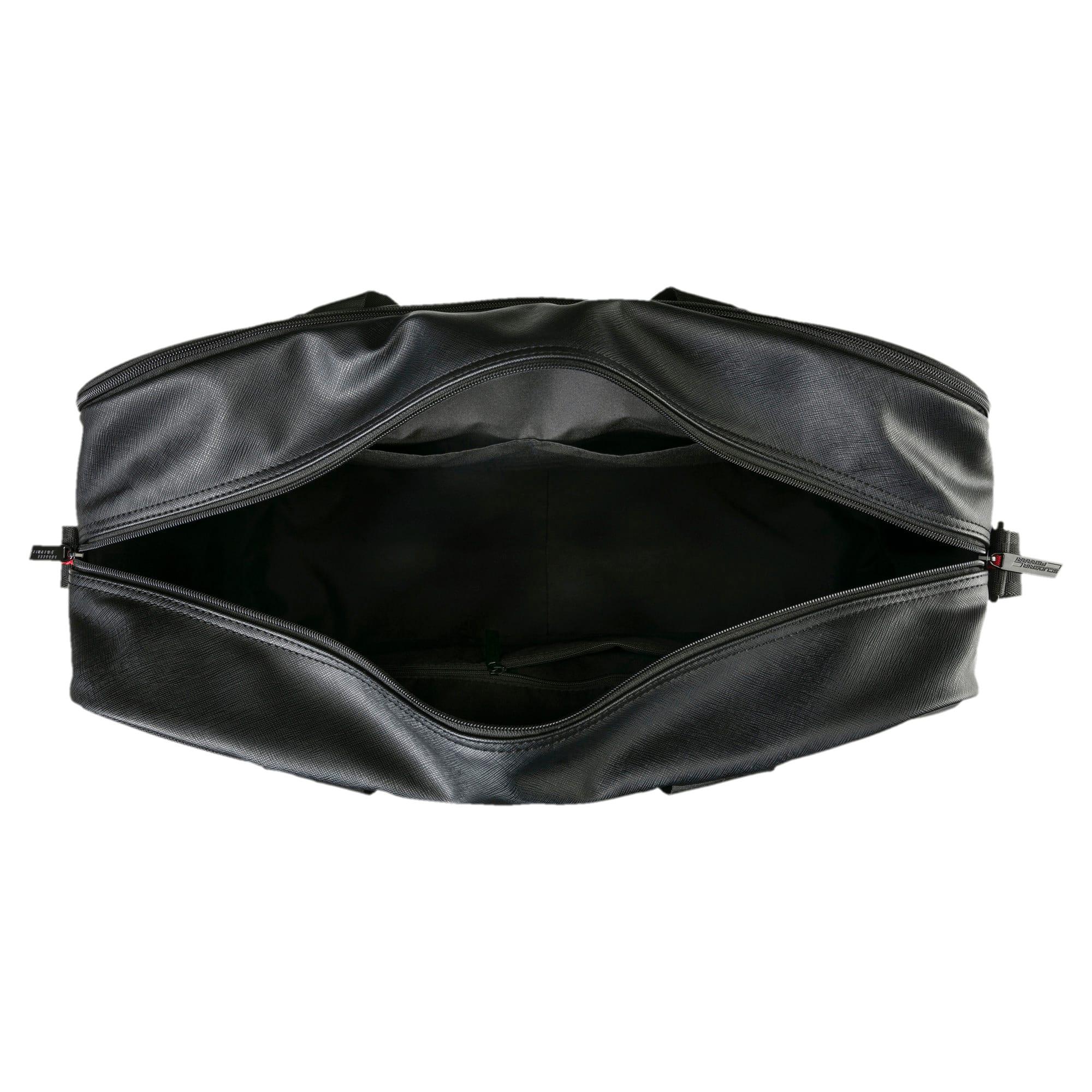 Thumbnail 3 of Ferrari Lifestyle Weekender Bag, Puma Black, medium-IND