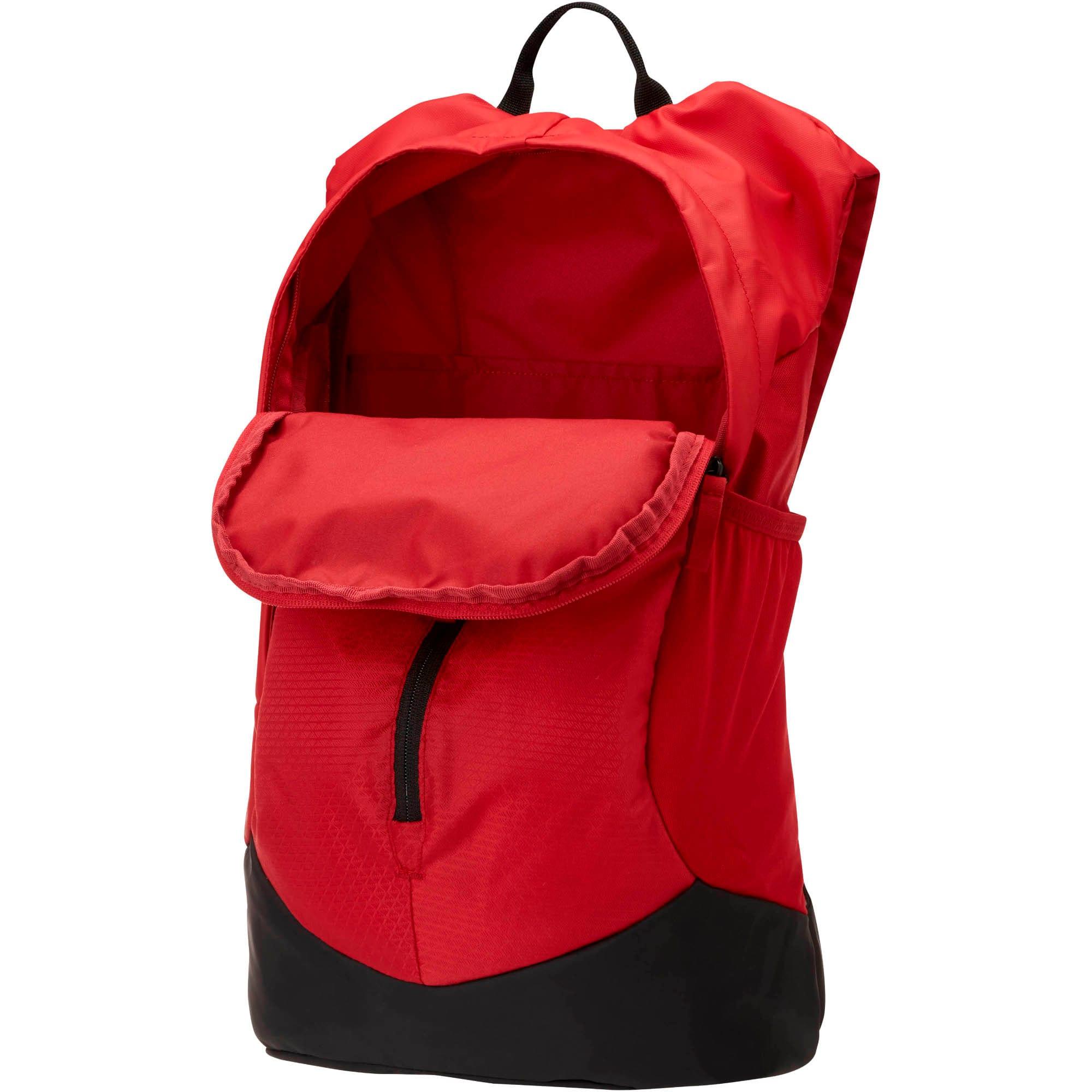 Thumbnail 2 of Arsenal Performance Backpack, Chili Pepper-Red-Black, medium