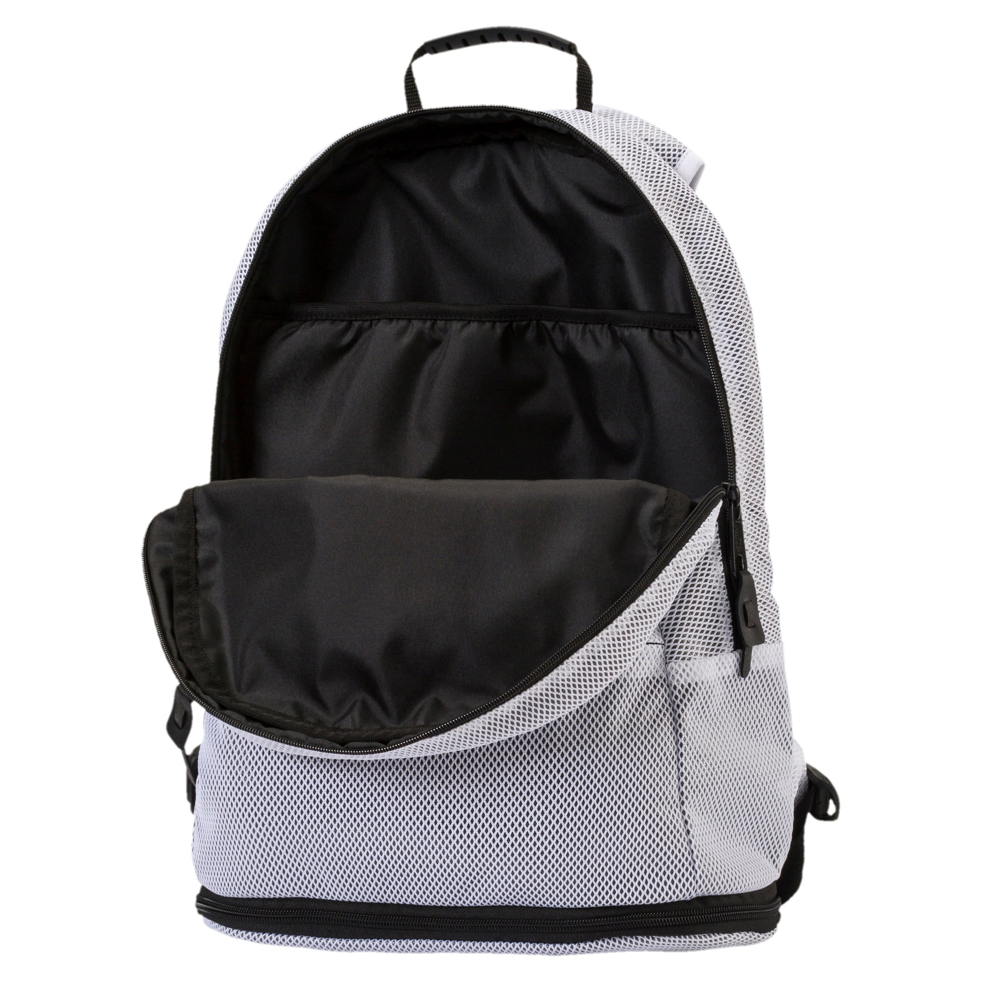 Thumbnail 3 of Pace Zip-out Backpack, Puma White, medium-IND