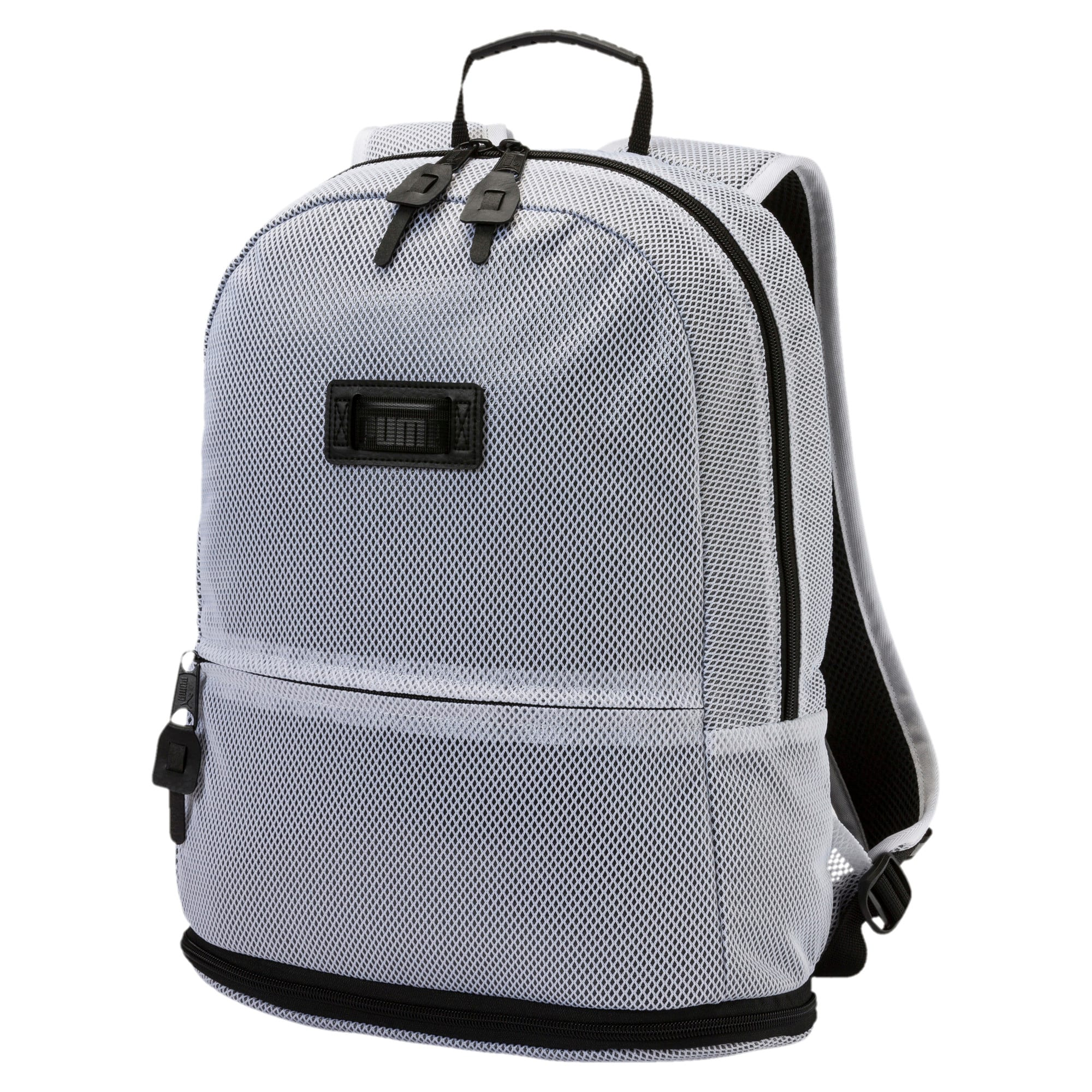 Thumbnail 1 of Pace Zip-out Backpack, Puma White, medium-IND