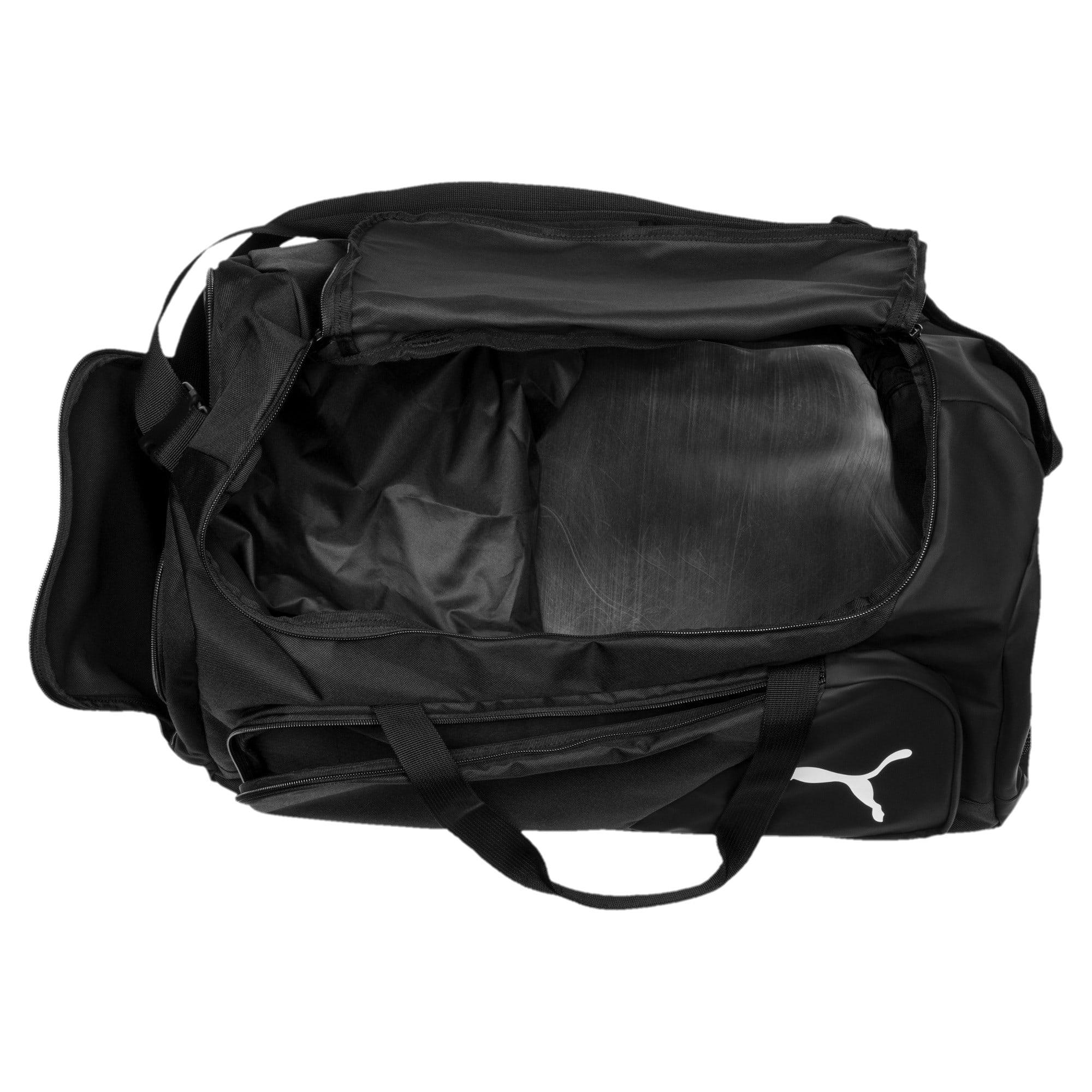 Thumbnail 3 of Liga Medium Bag, Puma Black, medium