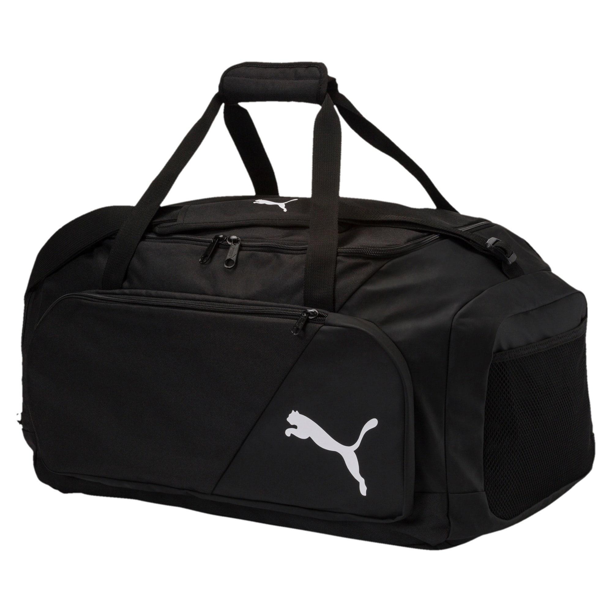 Thumbnail 1 of Liga Medium Bag, Puma Black, medium