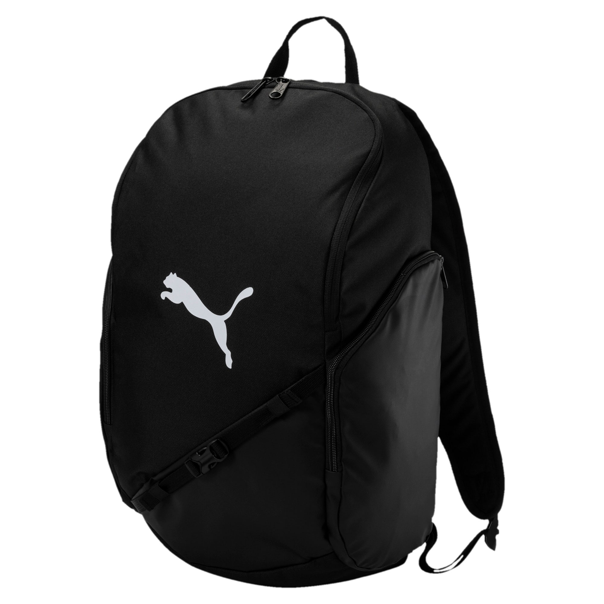 Thumbnail 1 of Liga Backpack, Puma Black, medium
