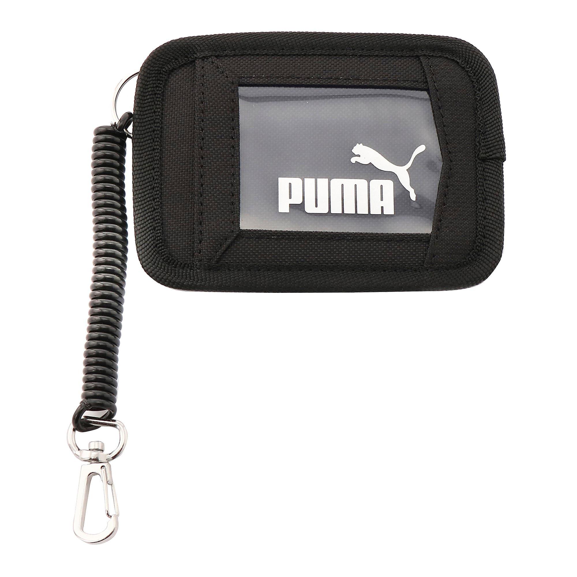 Thumbnail 1 of アクティブ カードホルダー, Puma Black-Silver, medium-JPN