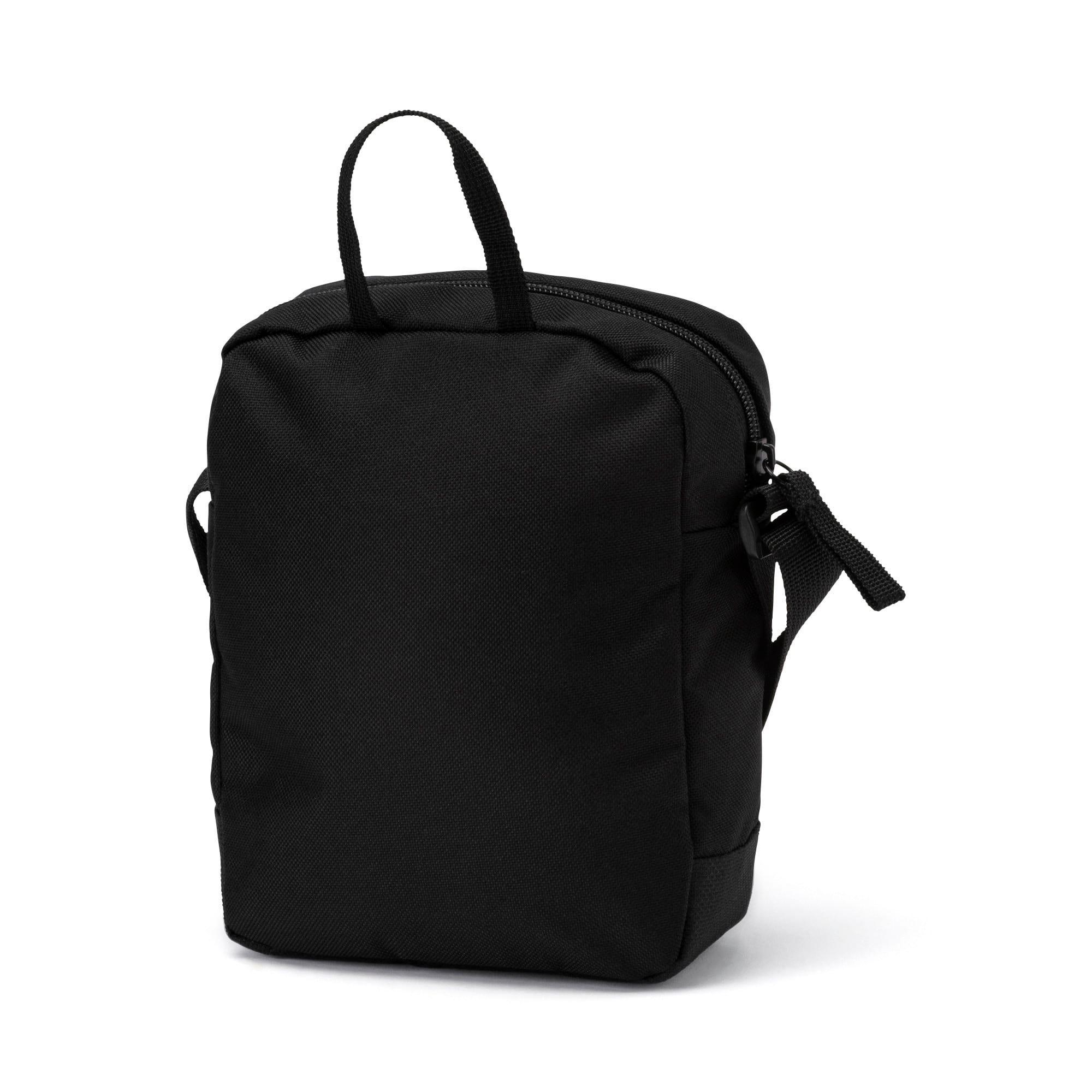 Thumbnail 2 of PUMA Vibe Portable Shoulder Bag, Puma Black, medium-IND