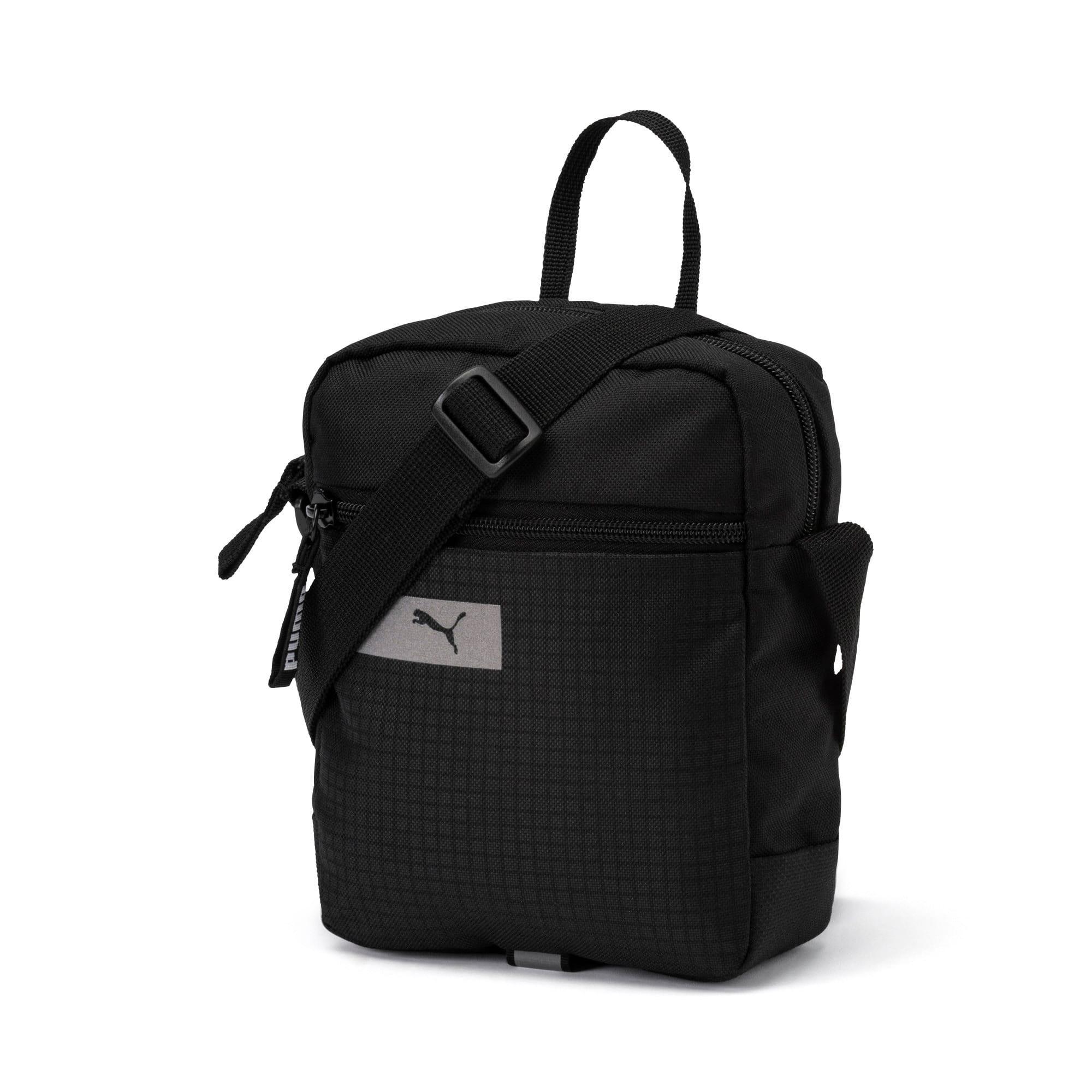 Thumbnail 1 of PUMA Vibe Portable Shoulder Bag, Puma Black, medium-IND