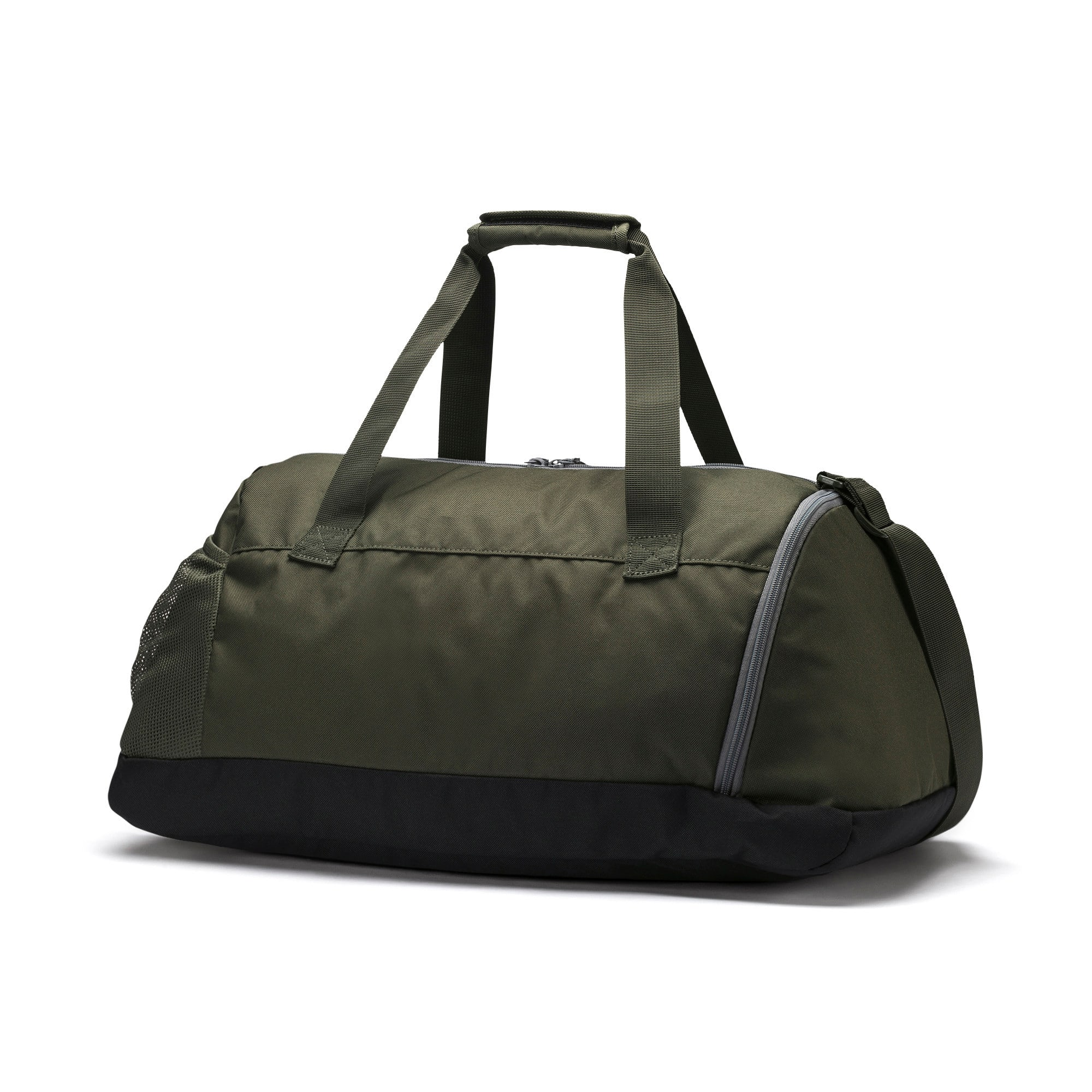 Thumbnail 2 of PUMA Vibe Gym Bag, Forest Night, medium-IND