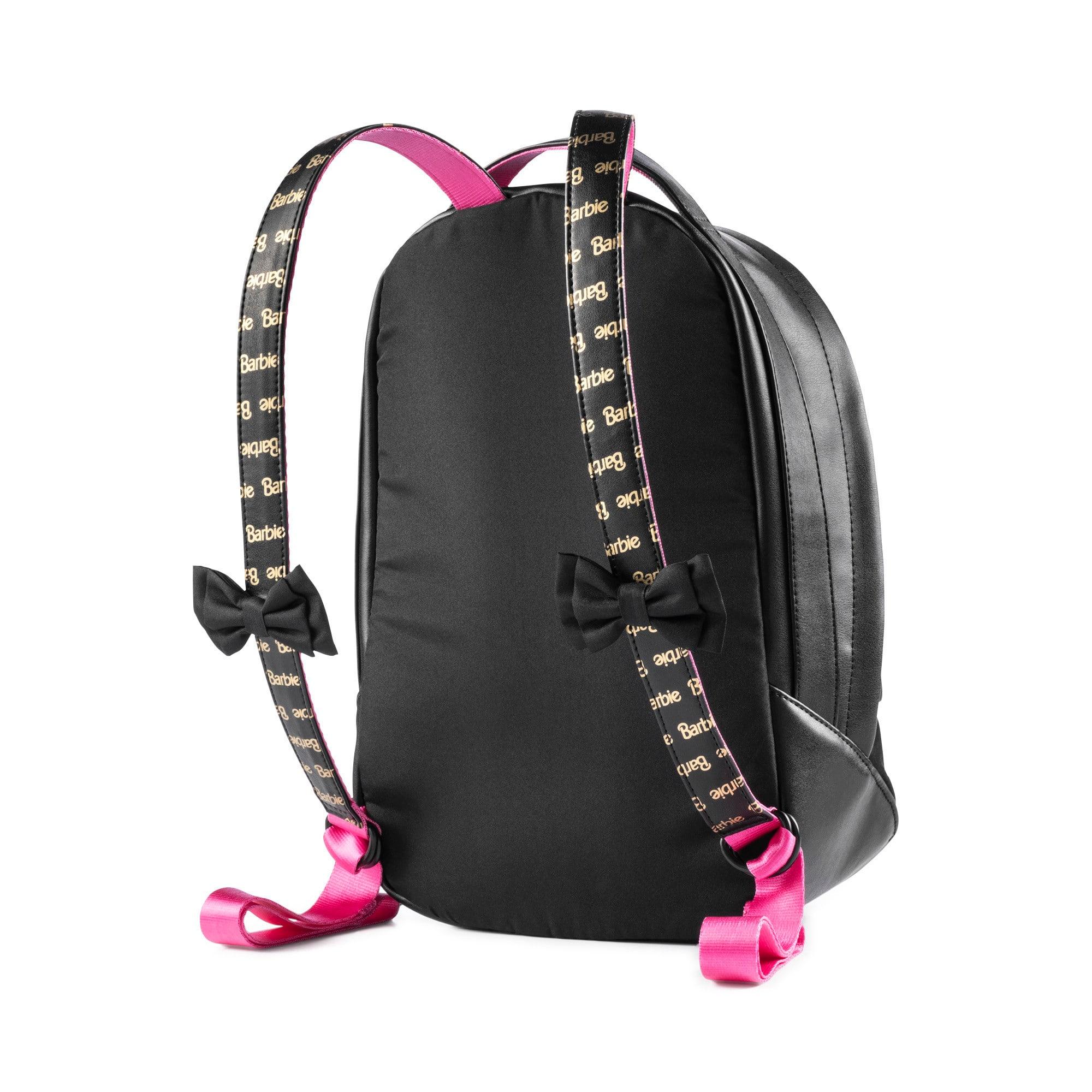Thumbnail 2 of PUMA x BARBIE Backpack, Puma Black, medium