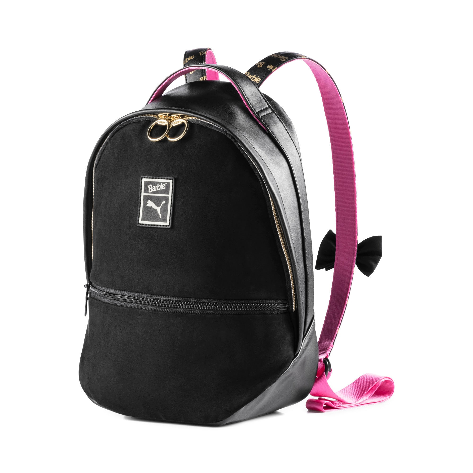 Thumbnail 1 of PUMA x BARBIE Backpack, Puma Black, medium