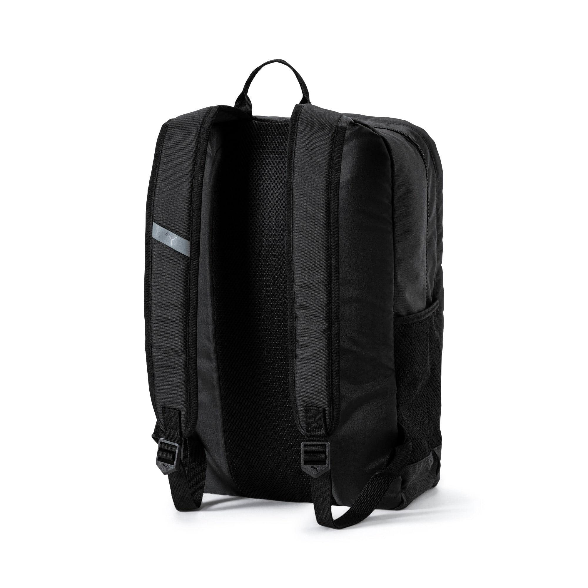 Thumbnail 2 of Square Backpack, Puma Black, medium