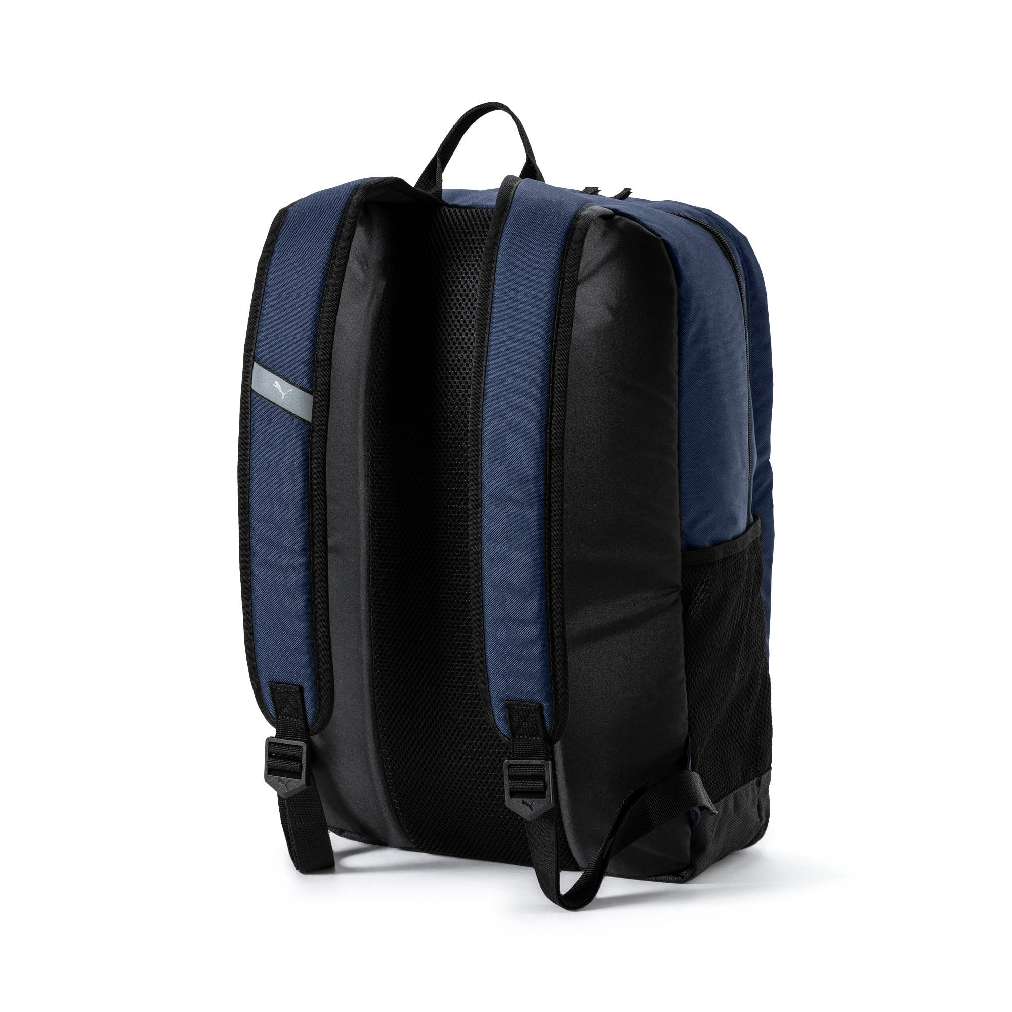 Thumbnail 2 of Square Backpack, Peacoat, medium-IND