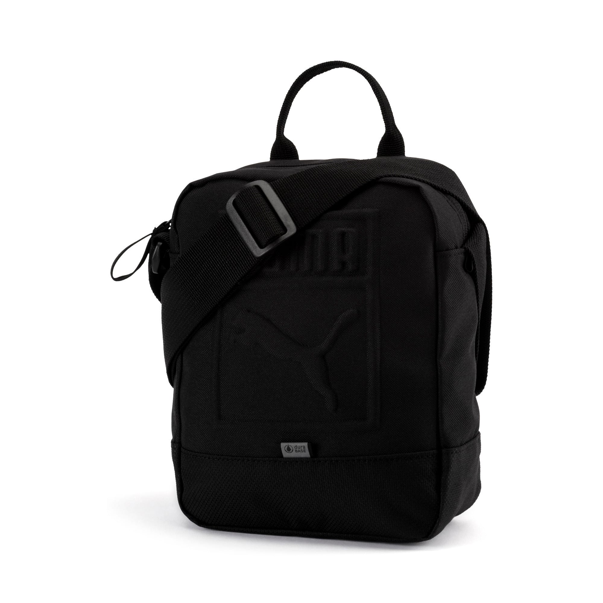 Thumbnail 1 of Portable Shoulder Bag, Puma Black, medium-IND