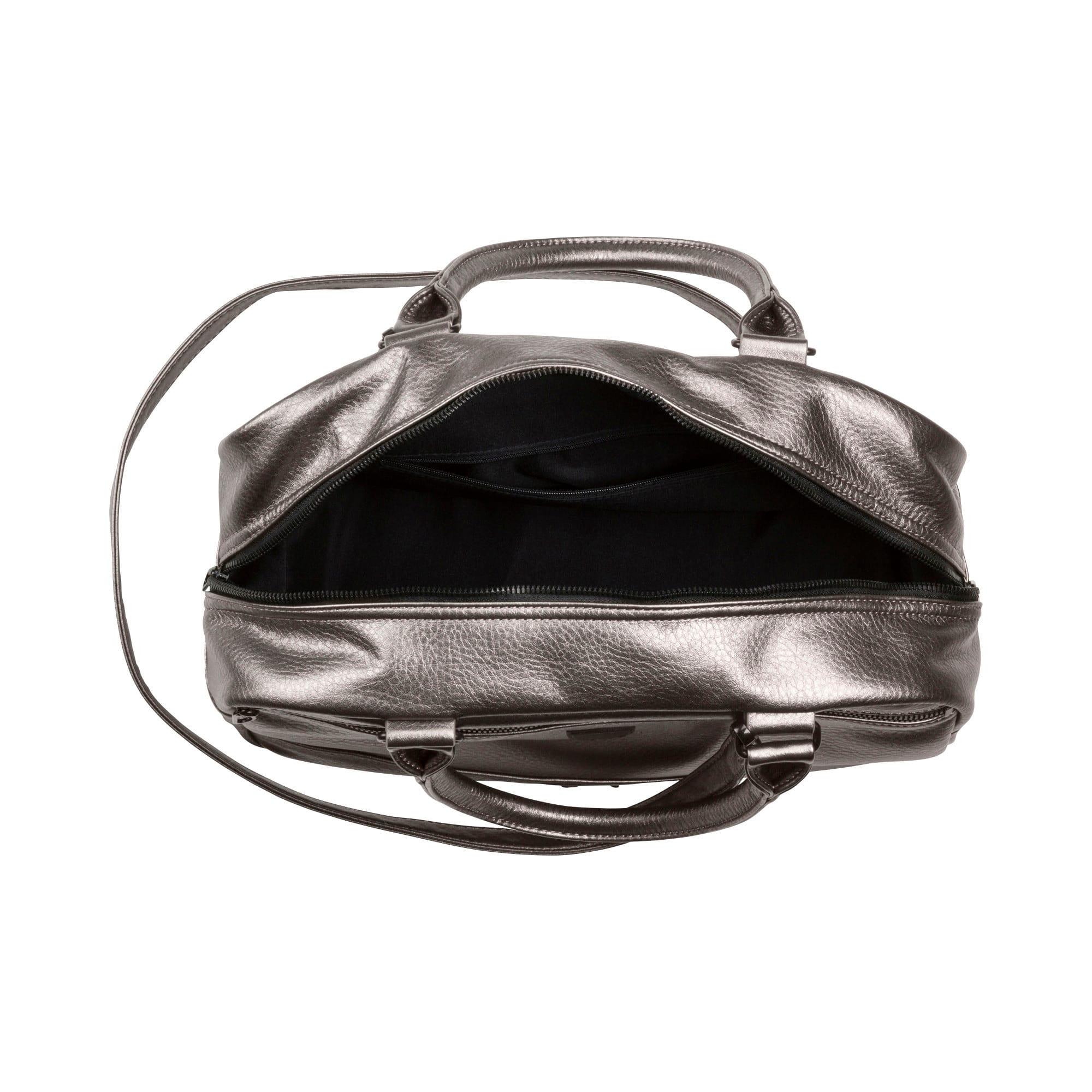 Thumbnail 3 of SF LS Handbag Metallic Ash, Metallic Ash, medium-IND