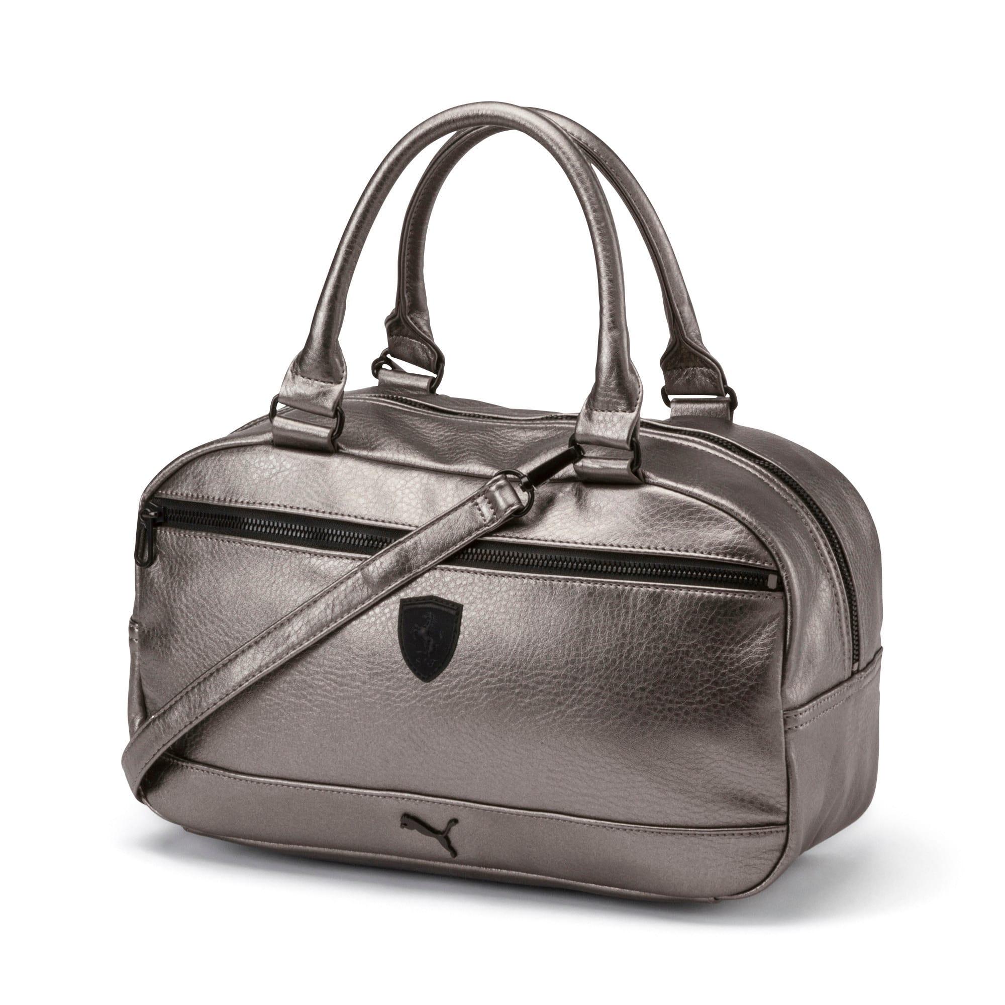 Thumbnail 1 of SF LS Handbag Metallic Ash, Metallic Ash, medium-IND