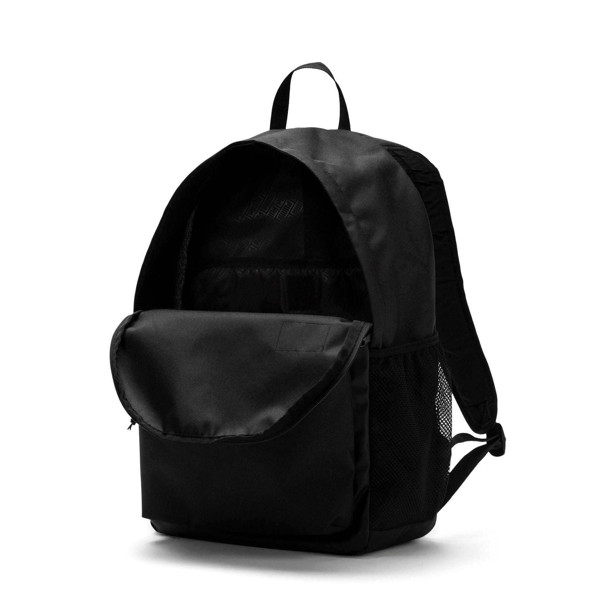 Thumbnail 3 of PUMA Academy Backpack, Puma Black, medium