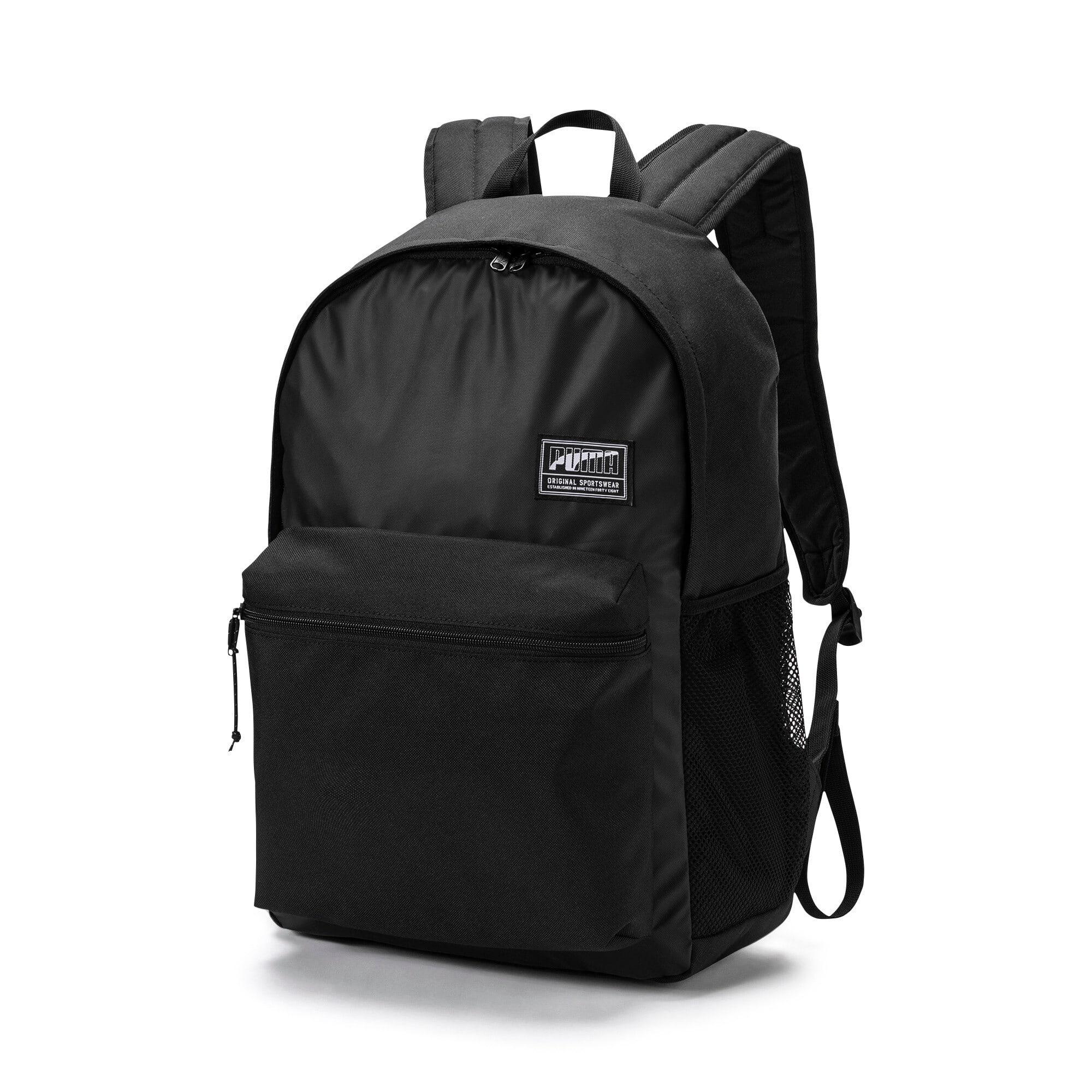 Thumbnail 1 of PUMA Academy Backpack, Puma Black, medium