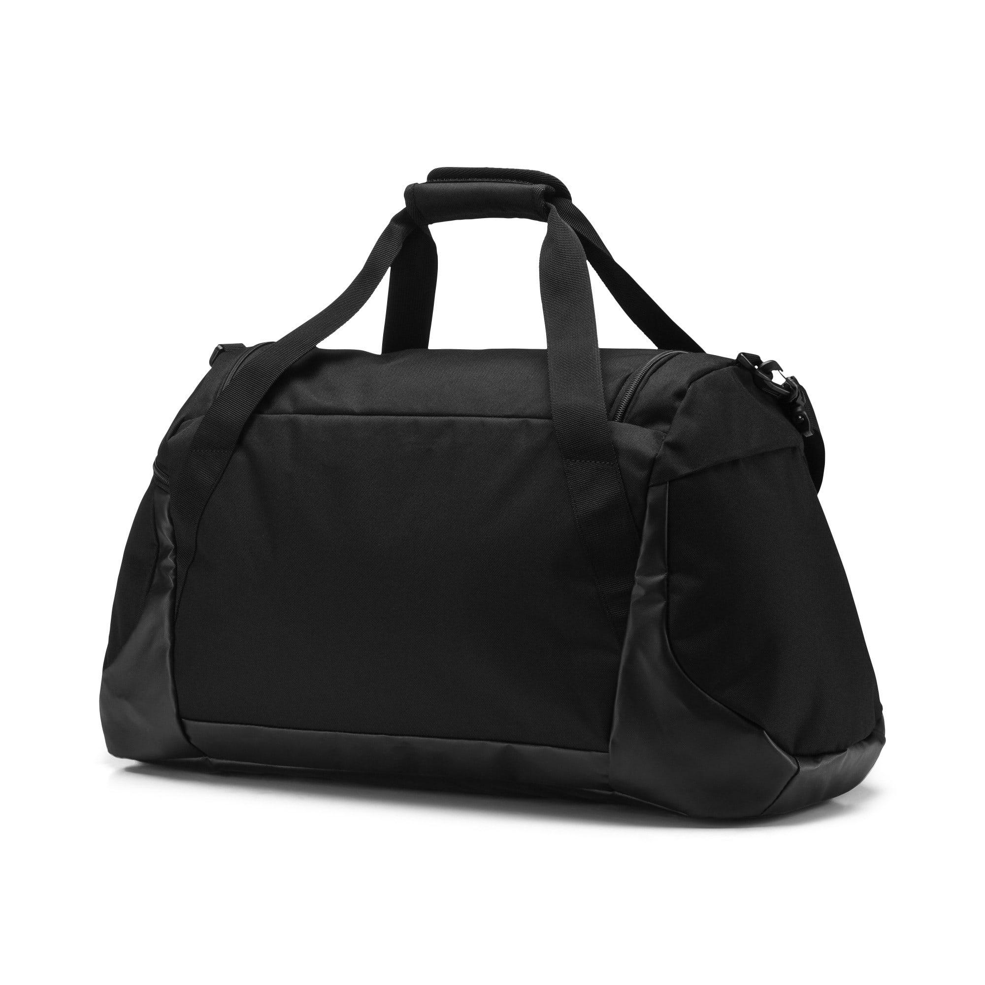 Thumbnail 3 of GYM Duffel Bag, Puma Black, medium