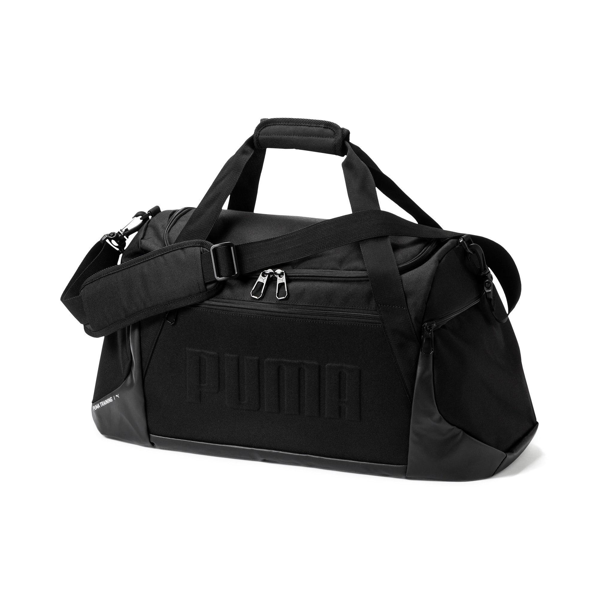 Thumbnail 1 of GYM Medium Duffle Bag, Puma Black, medium