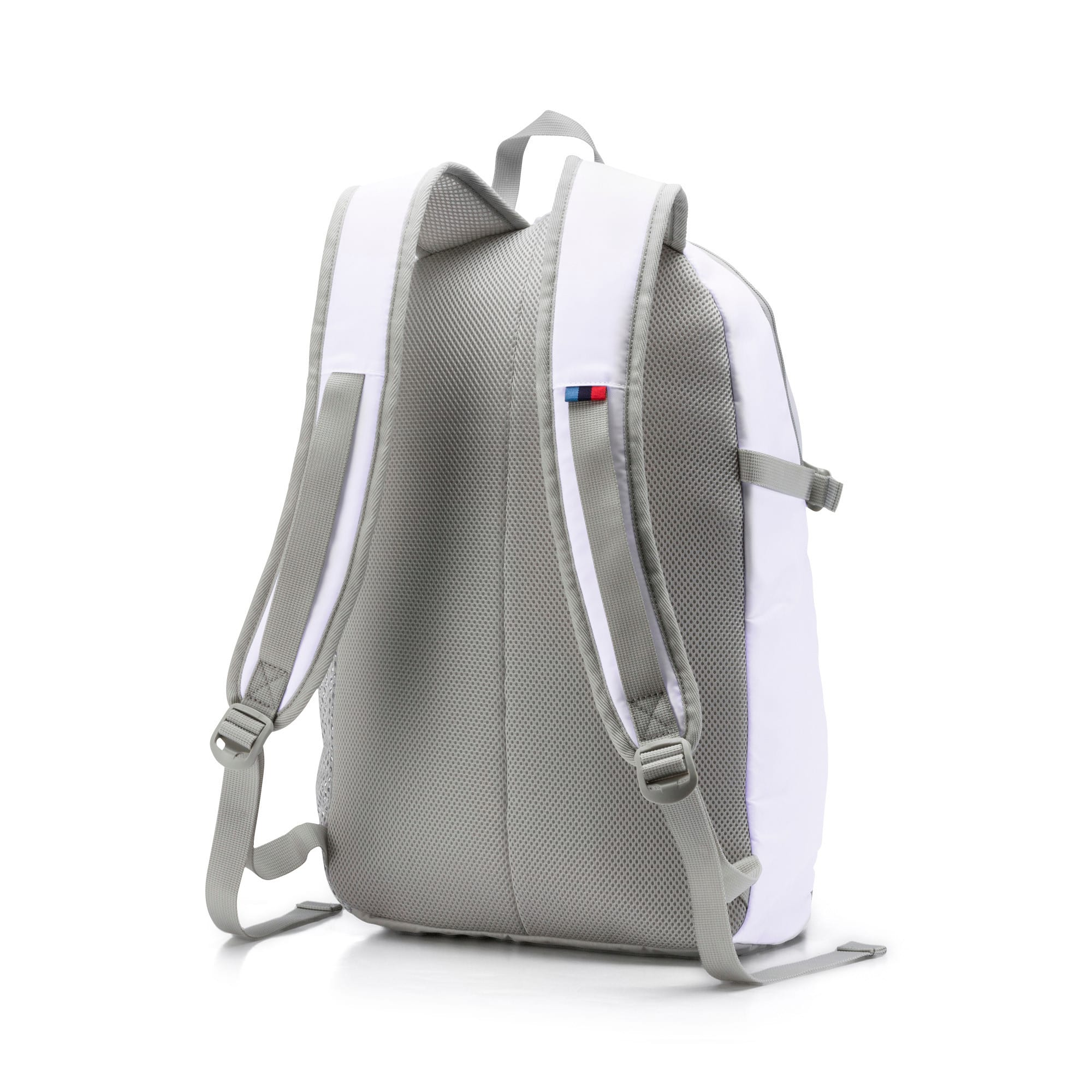 Thumbnail 2 of BMW M Motorsport Backpack, Puma White, medium
