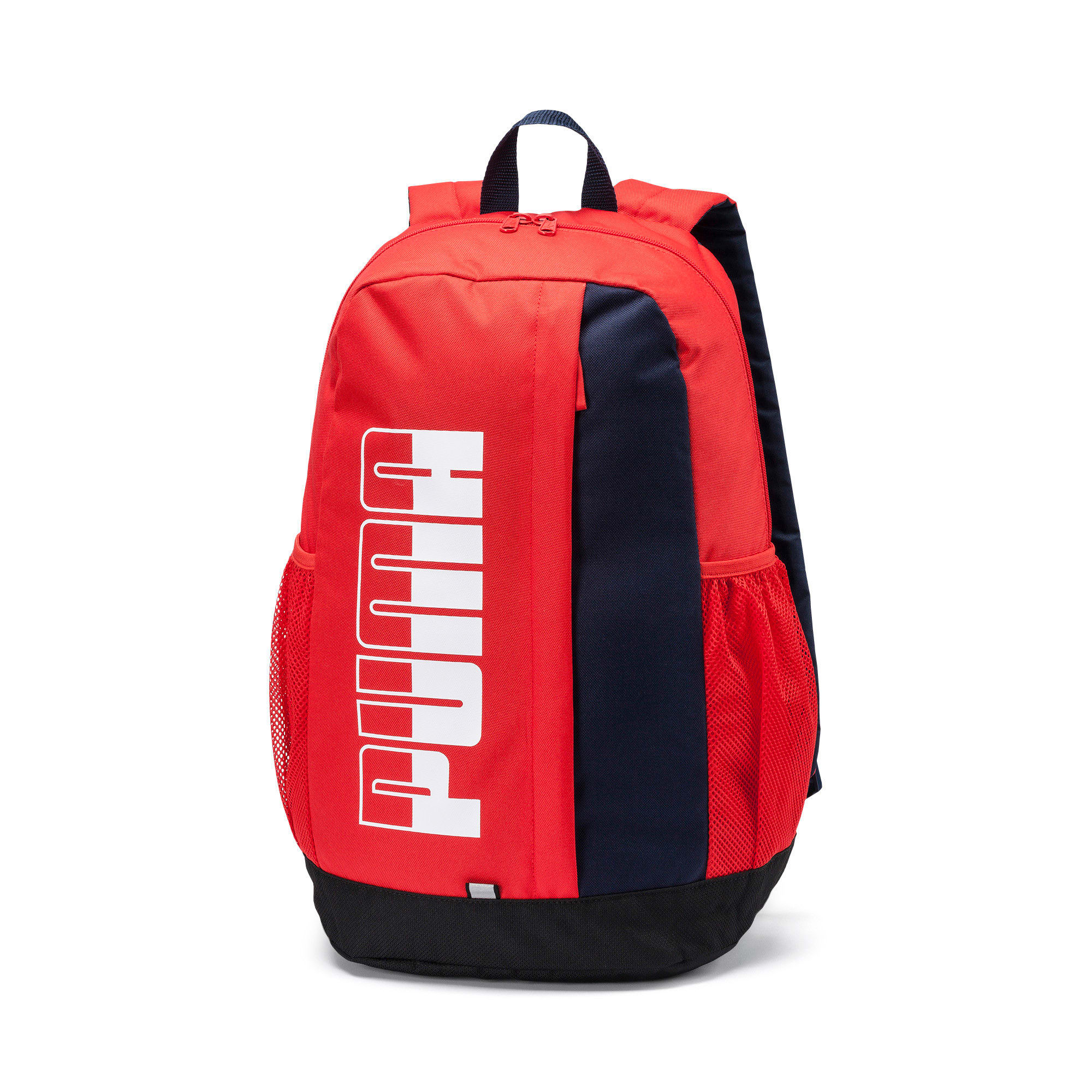 Thumbnail 1 of Plus II Backpack, High Risk Red-Peacoat, medium