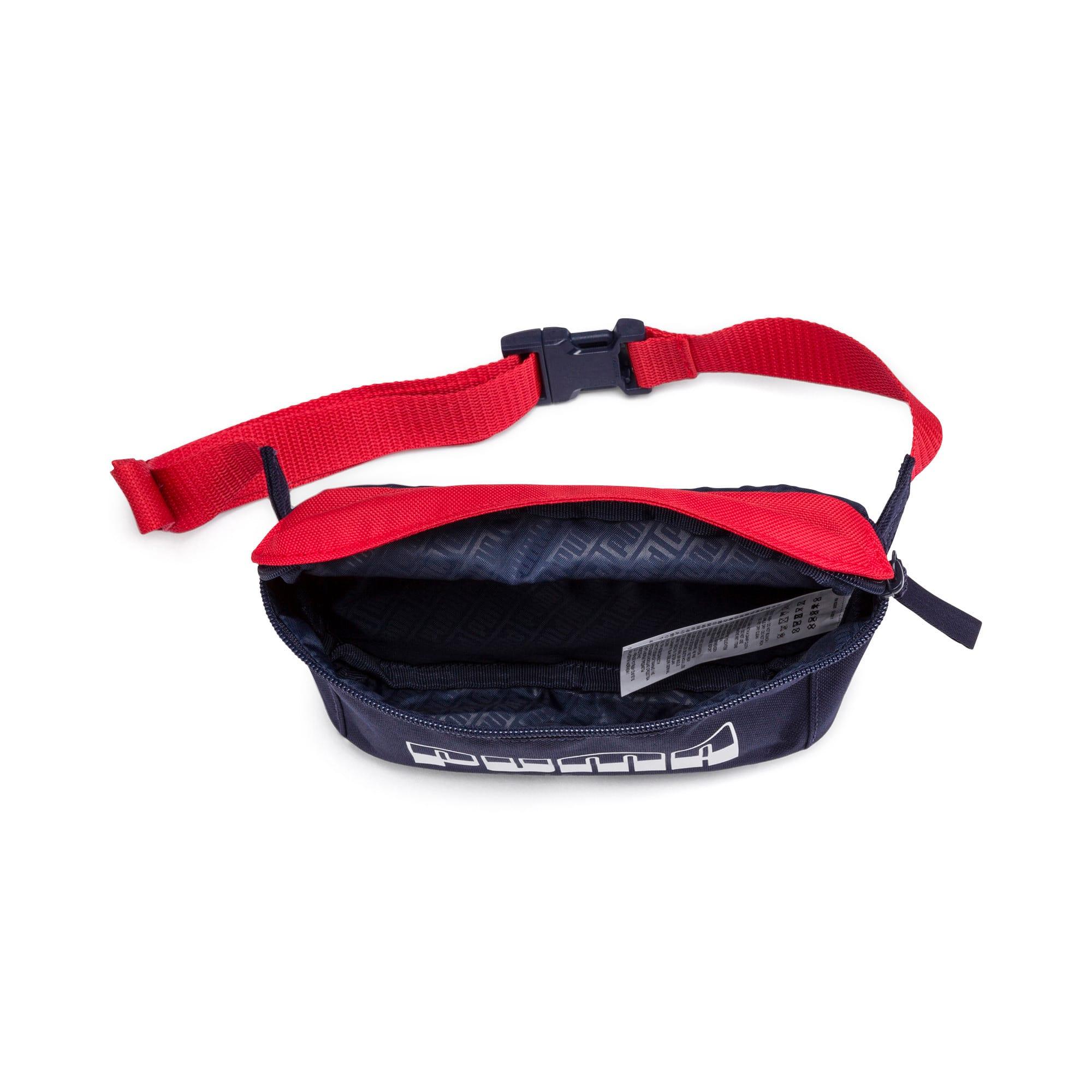 Thumbnail 3 of Plus Waist Bag II, Peacoat-High Risk Red, medium-IND