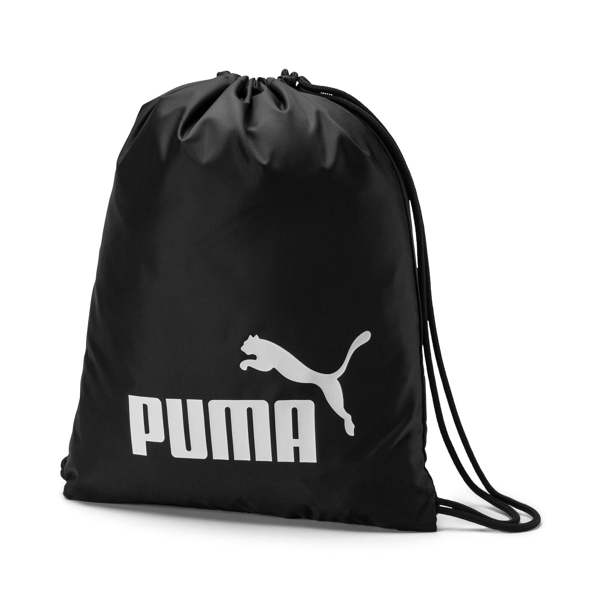 Thumbnail 1 of Classic Gym Sack, Puma Black, medium-IND
