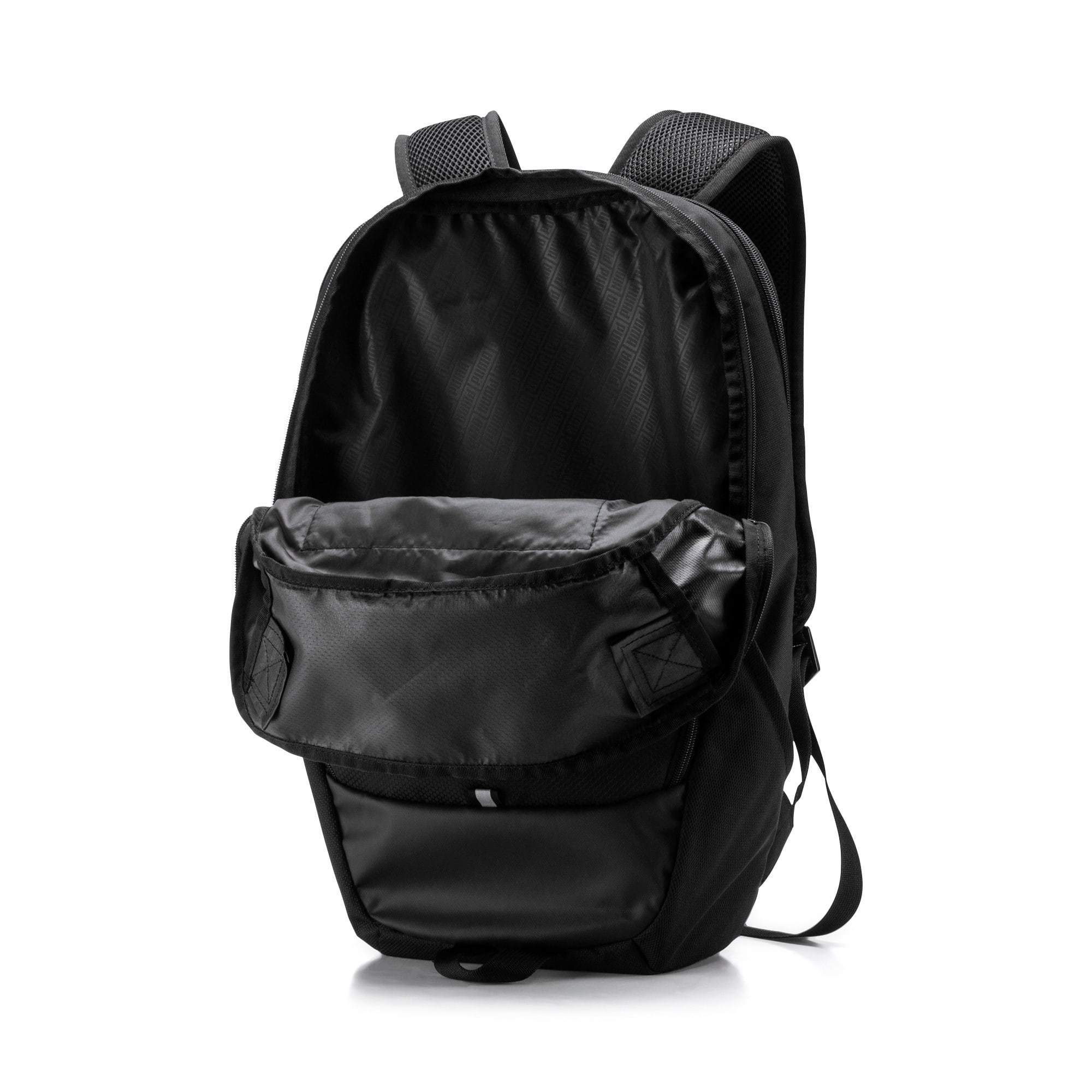 Thumbnail 3 of PUMA X Backpack, Puma Black, medium