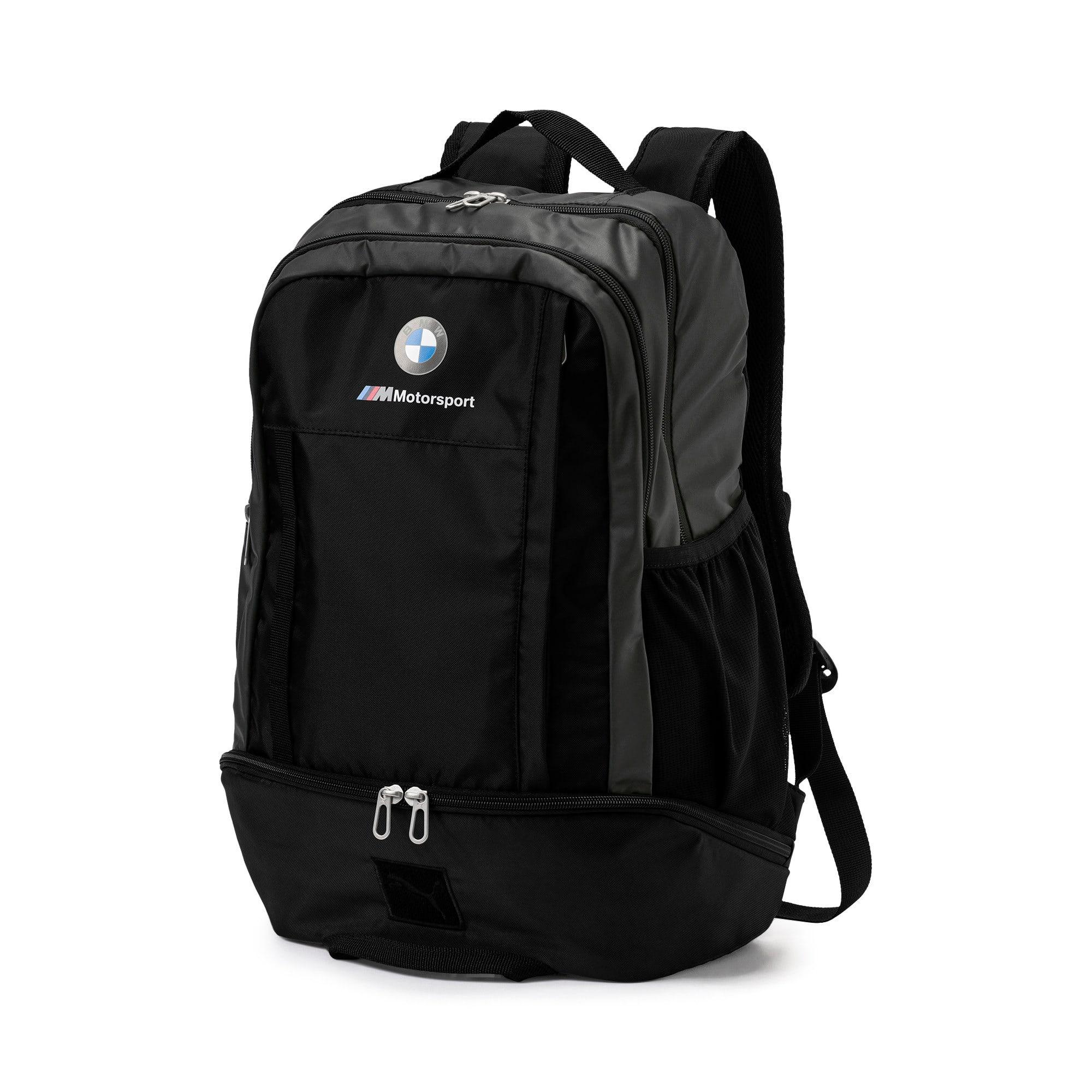 Thumbnail 1 of BMW M Motorsport RCT Backpack, Puma Black, medium