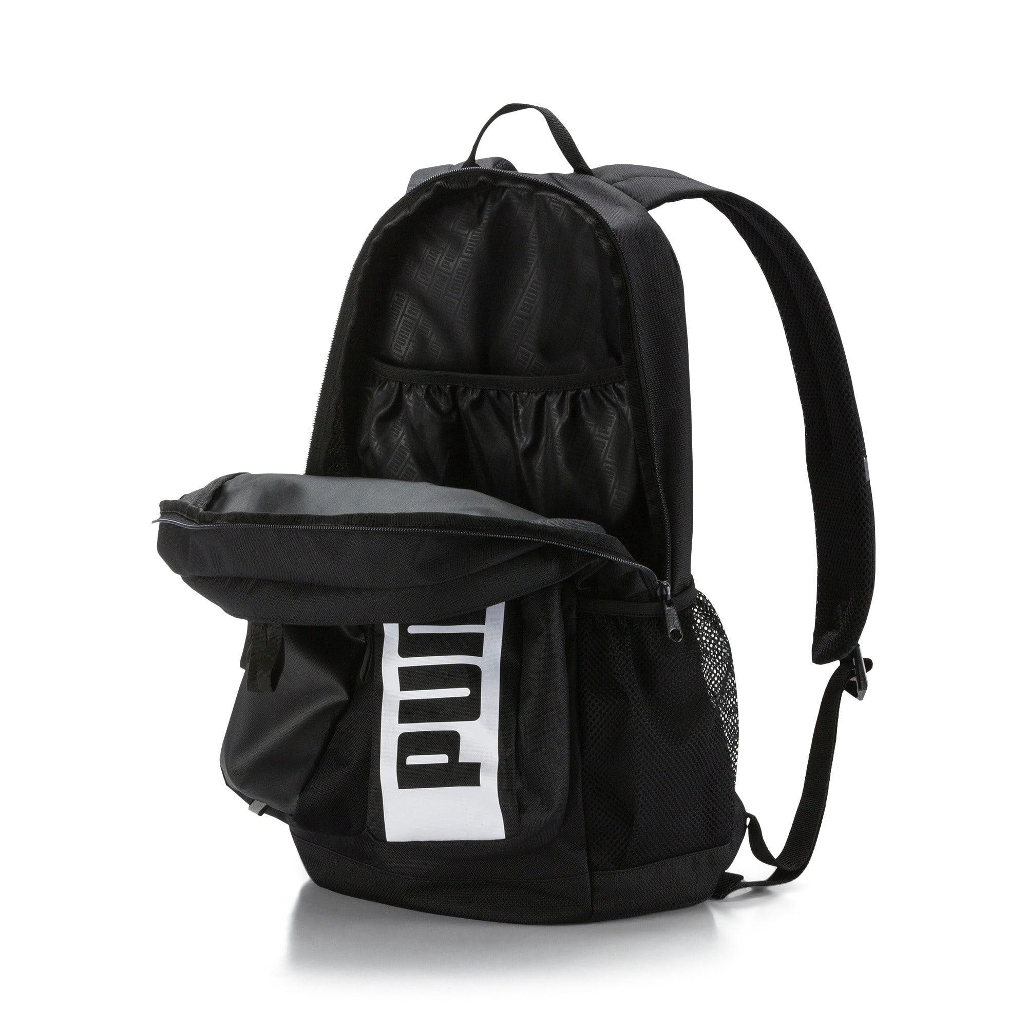 Thumbnail 4 of Deck Backpack II, Puma Black, medium-IND