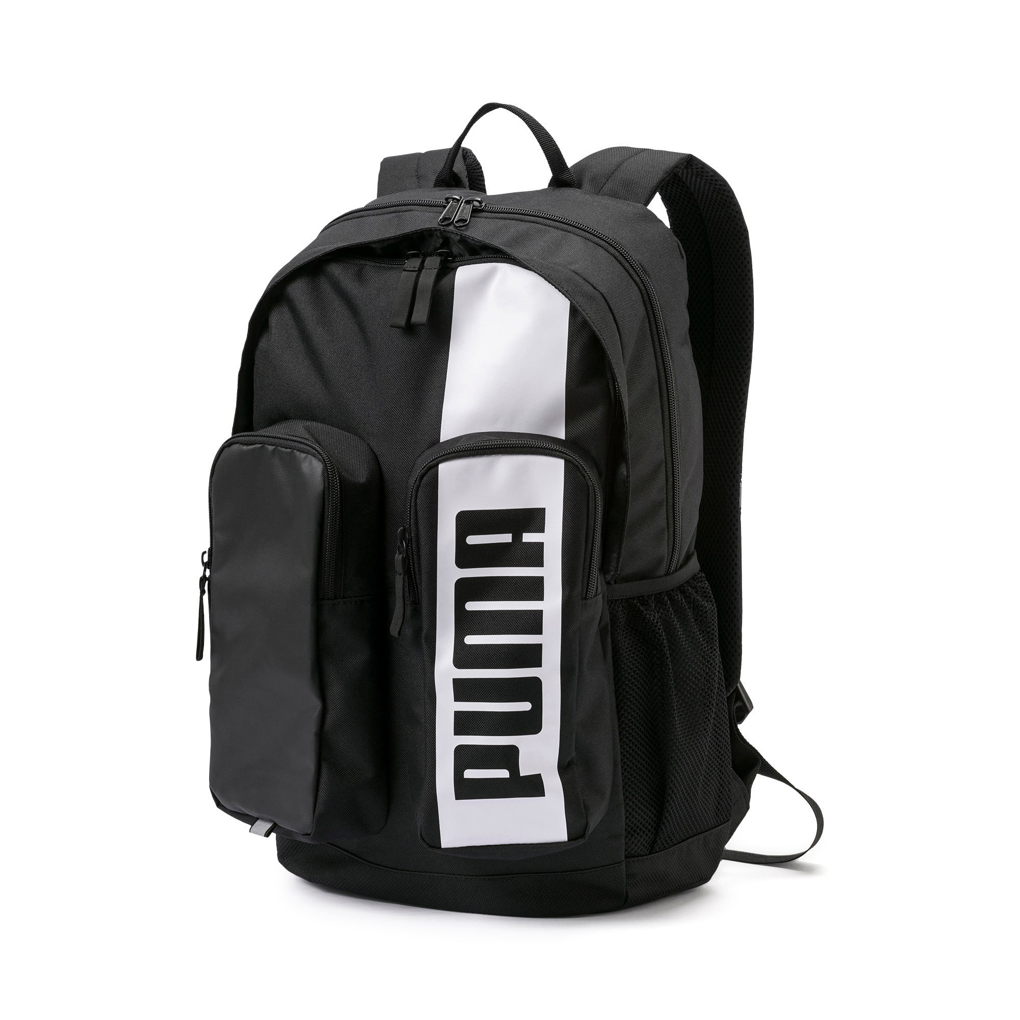 Thumbnail 1 of Deck Backpack II, Puma Black, medium-IND