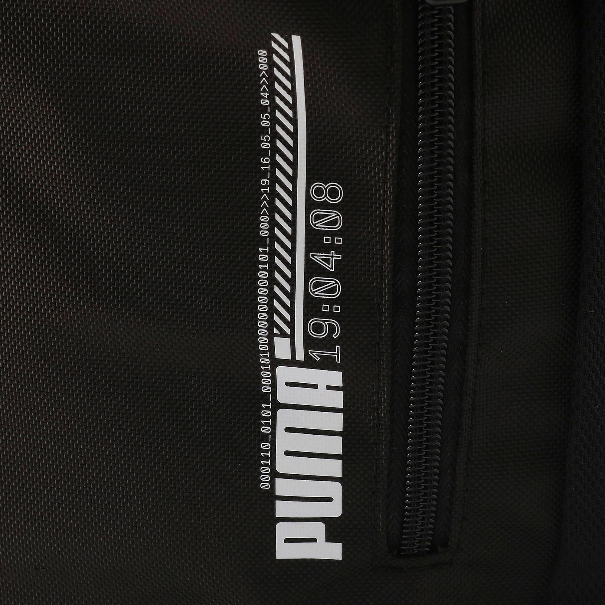Thumbnail 5 of エナジー ロールトップ バックパック 18L, Puma Black, medium-JPN
