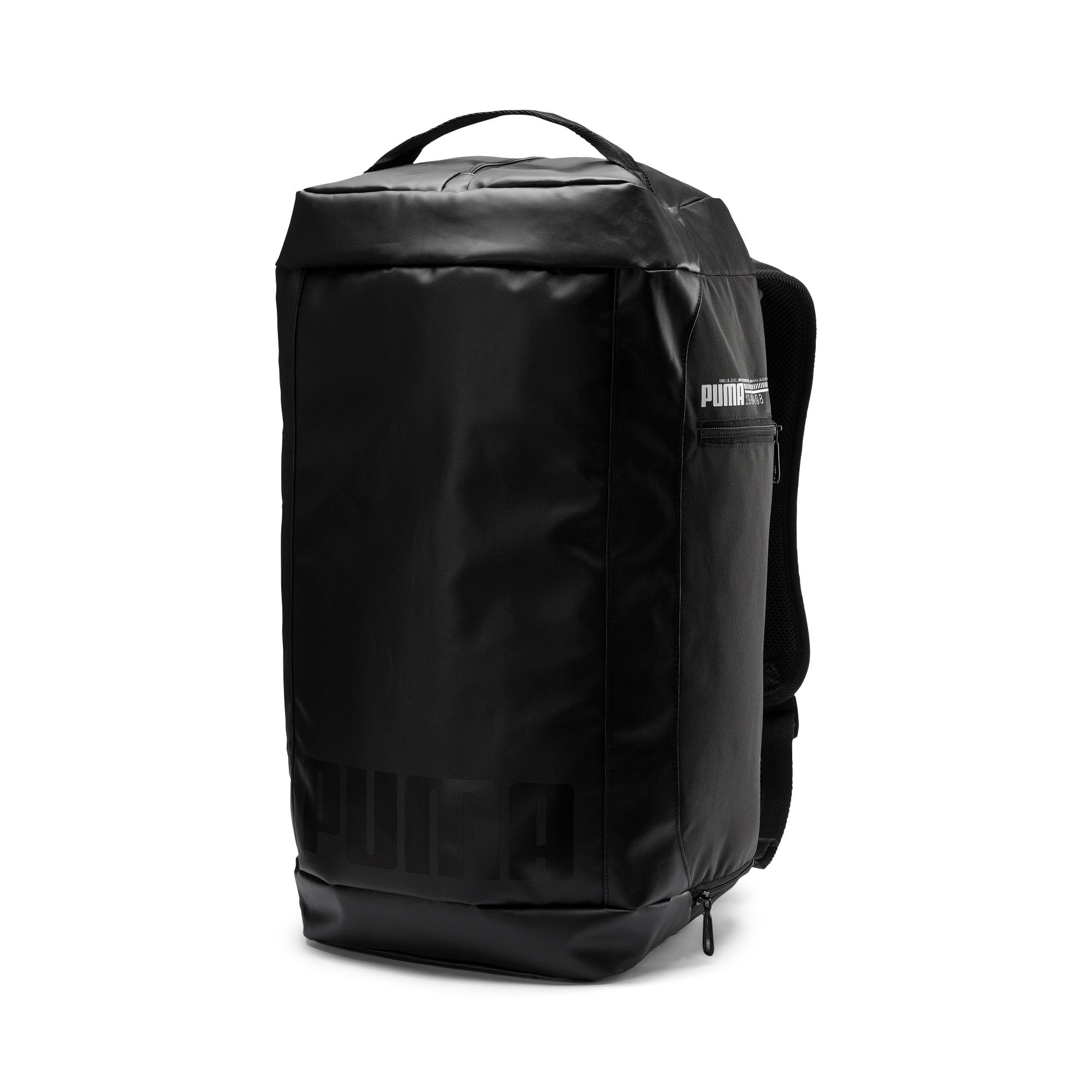 Thumbnail 2 of Energy Two-Way Duffel Bag, Puma Black, medium-IND